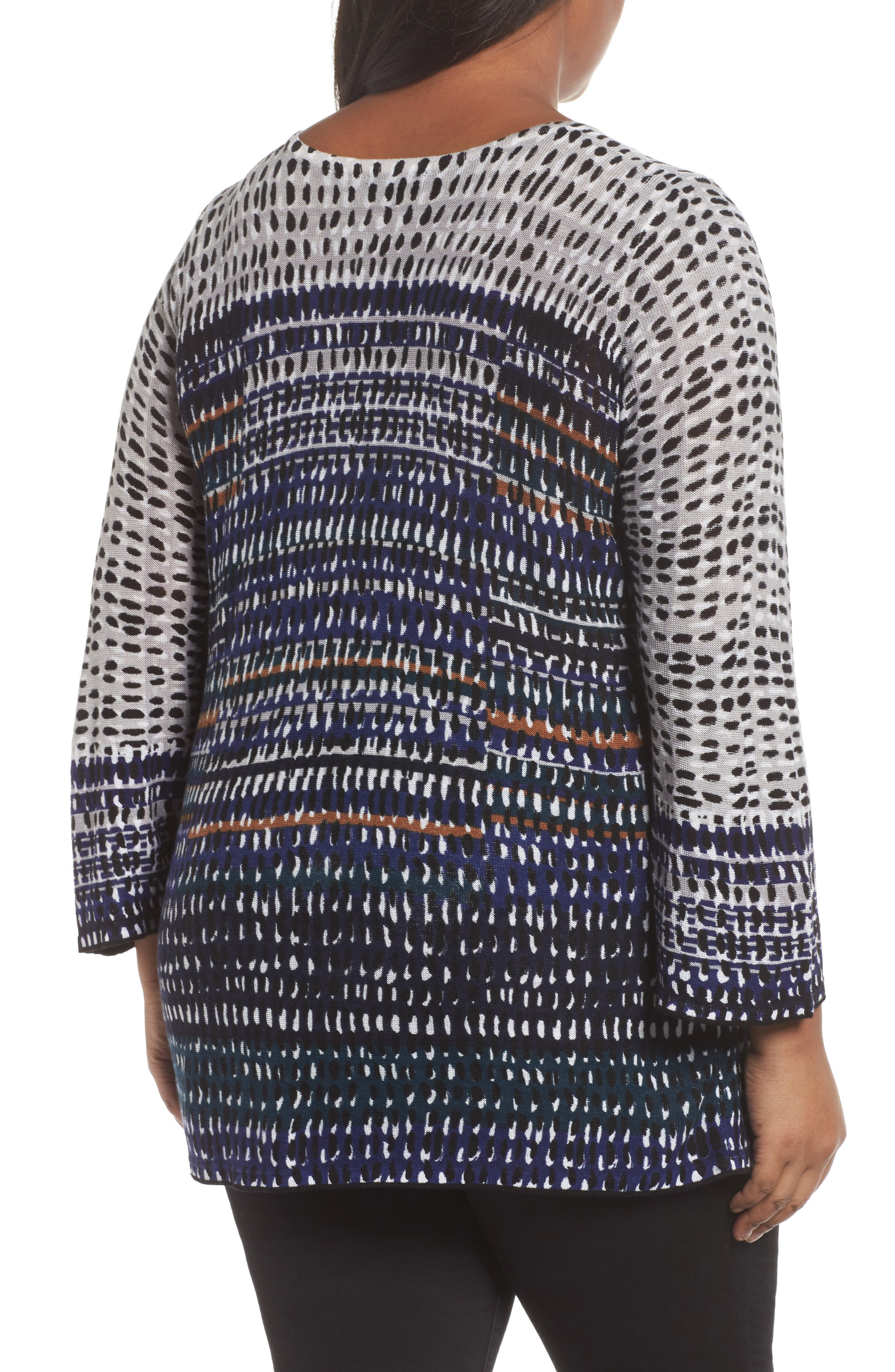 New Light Knit Tunic Top,                             Alternate thumbnail 2, color,