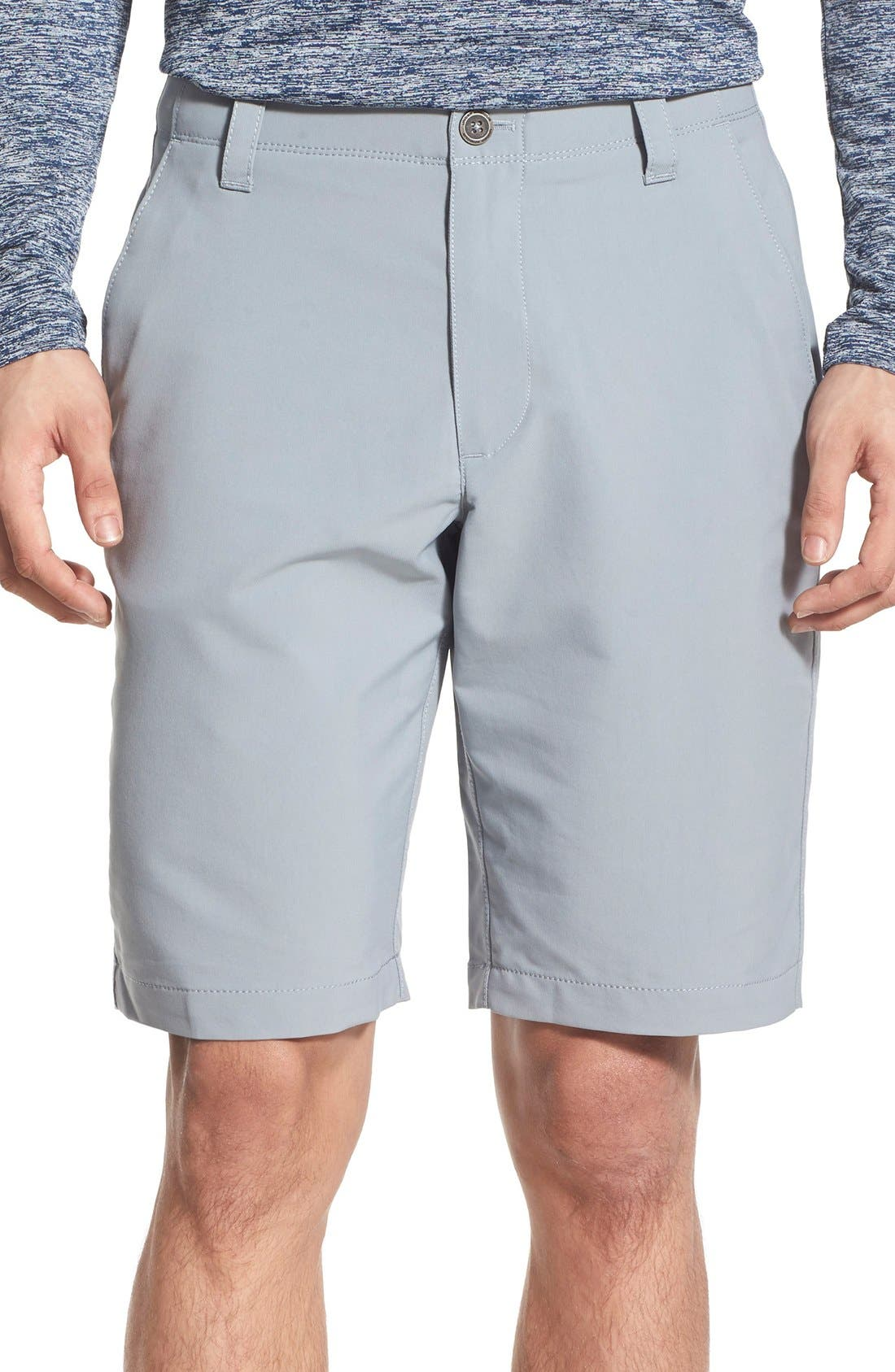 'Matchplay' Moisture Wicking Golf Shorts,                             Main thumbnail 1, color,