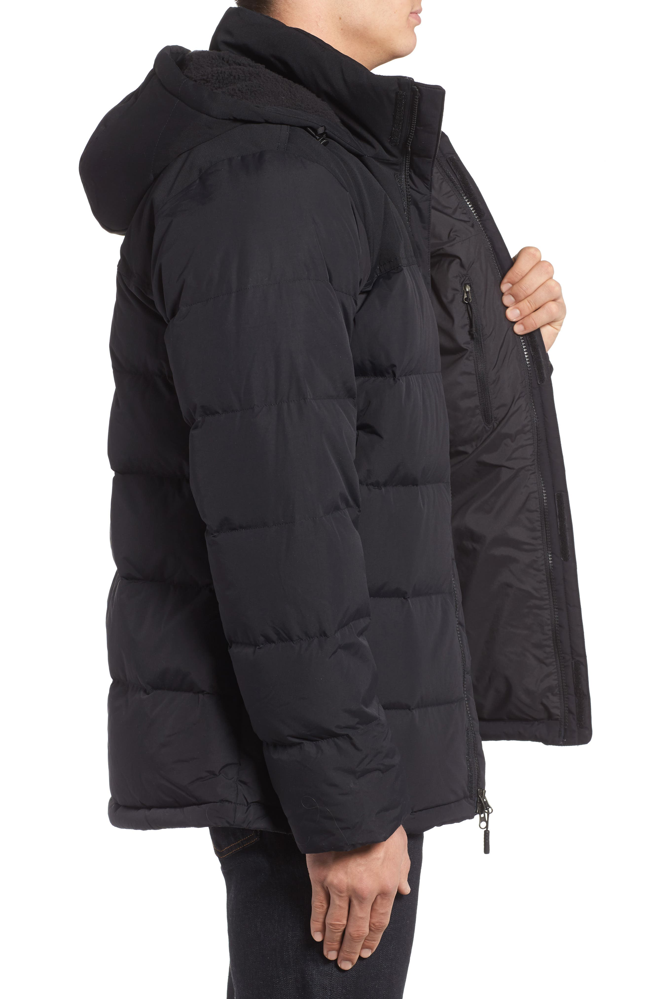 Nuptse Ridge Down Jacket,                             Alternate thumbnail 15, color,