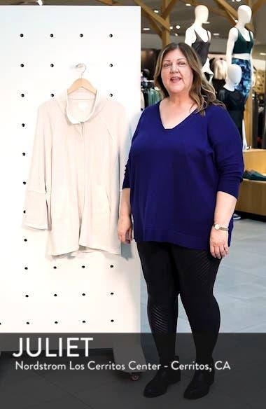 Button Front Knit Jacket, sales video thumbnail