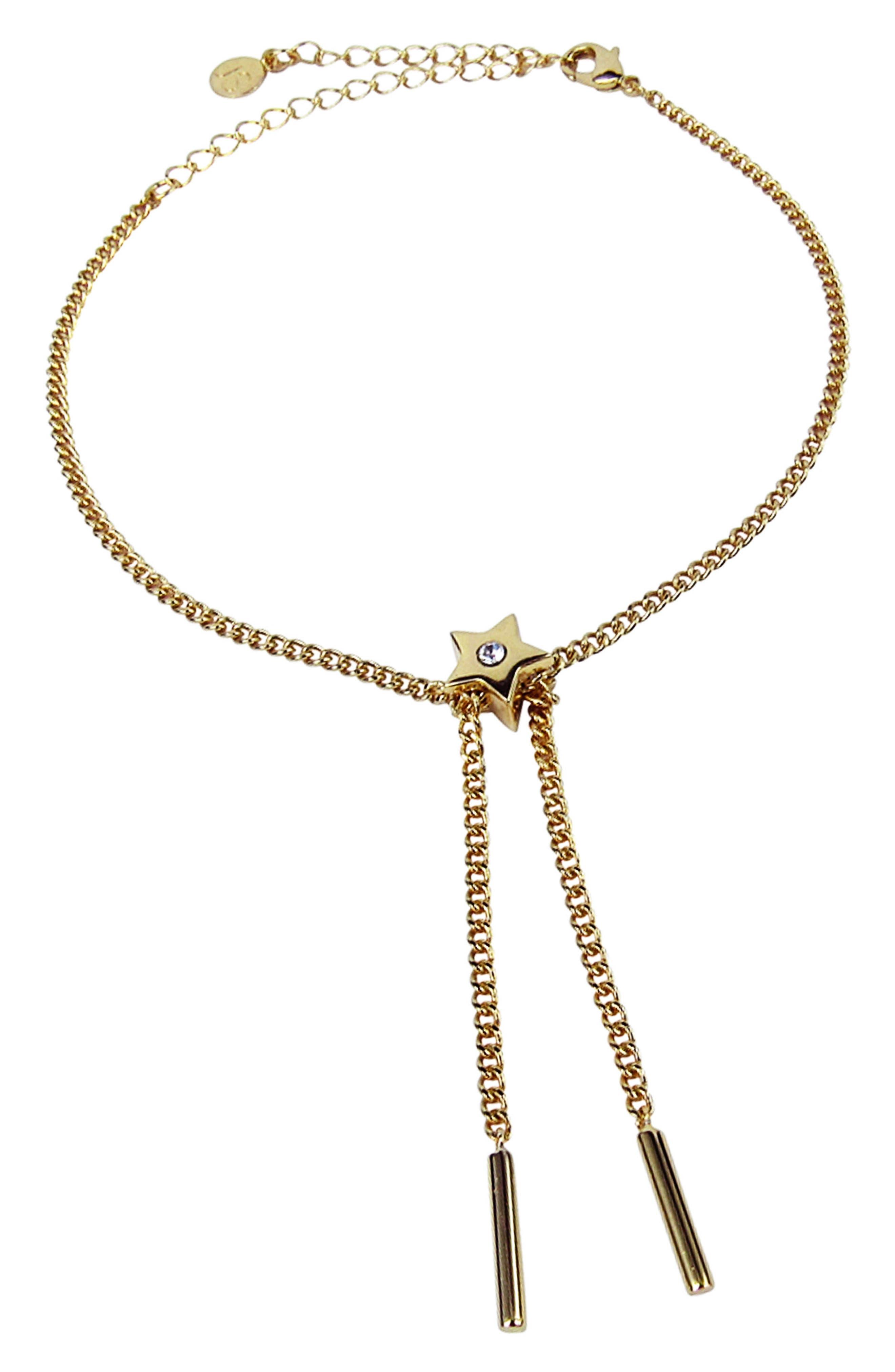 Star Slide Bracelet,                         Main,                         color,