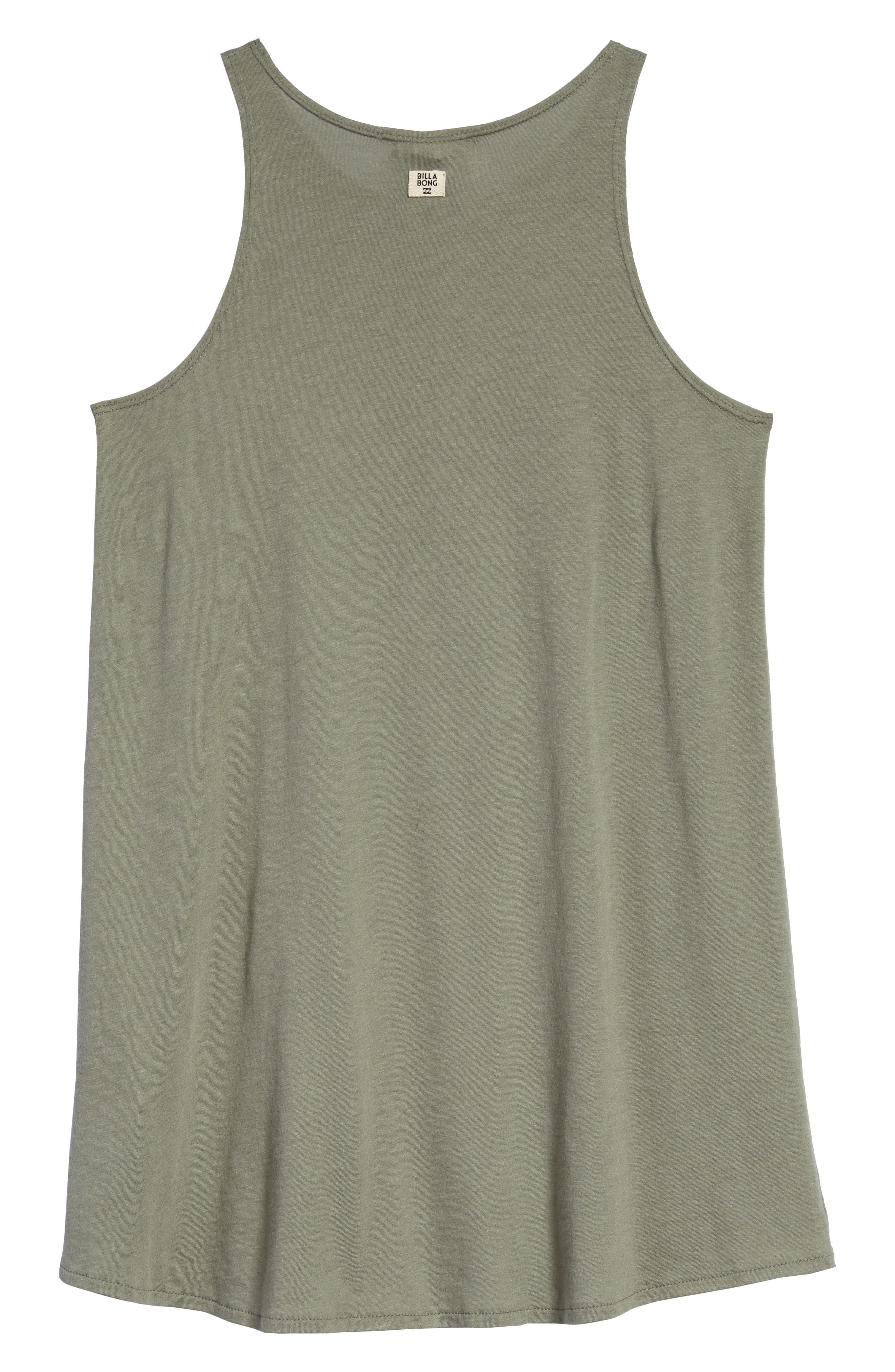 Choose You Graphic Tank Dress,                             Alternate thumbnail 6, color,