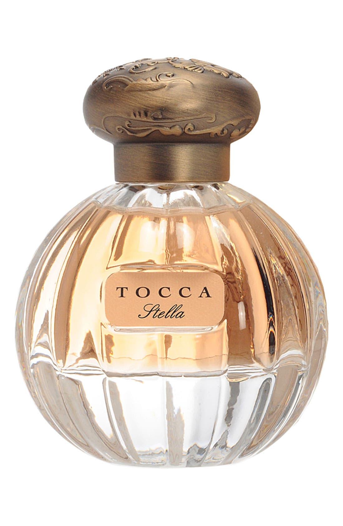 TOCCA,                             Stella Eau de Parfum,                             Main thumbnail 1, color,                             000