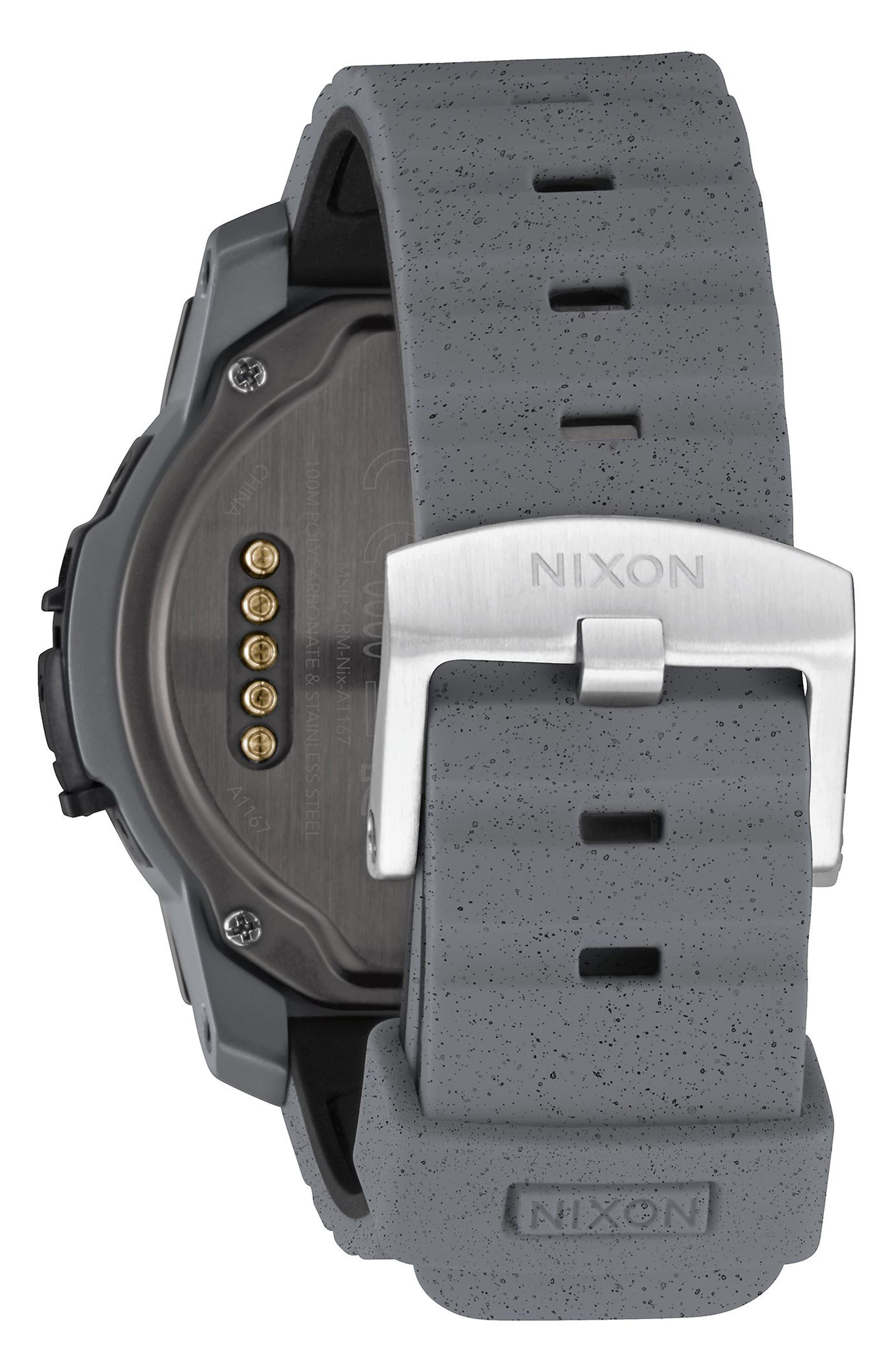 Mission Ana-Digi Smart Watch, 48mm,                             Alternate thumbnail 8, color,