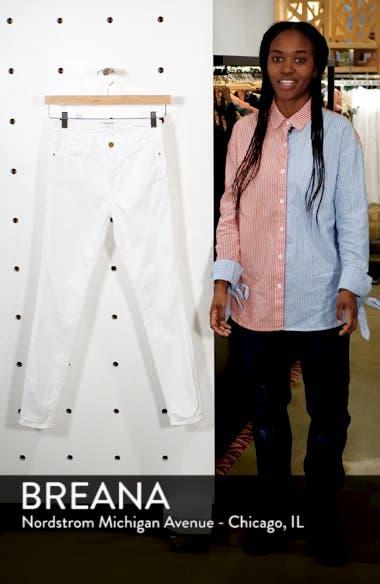 Le Color Ankle Jeans, sales video thumbnail
