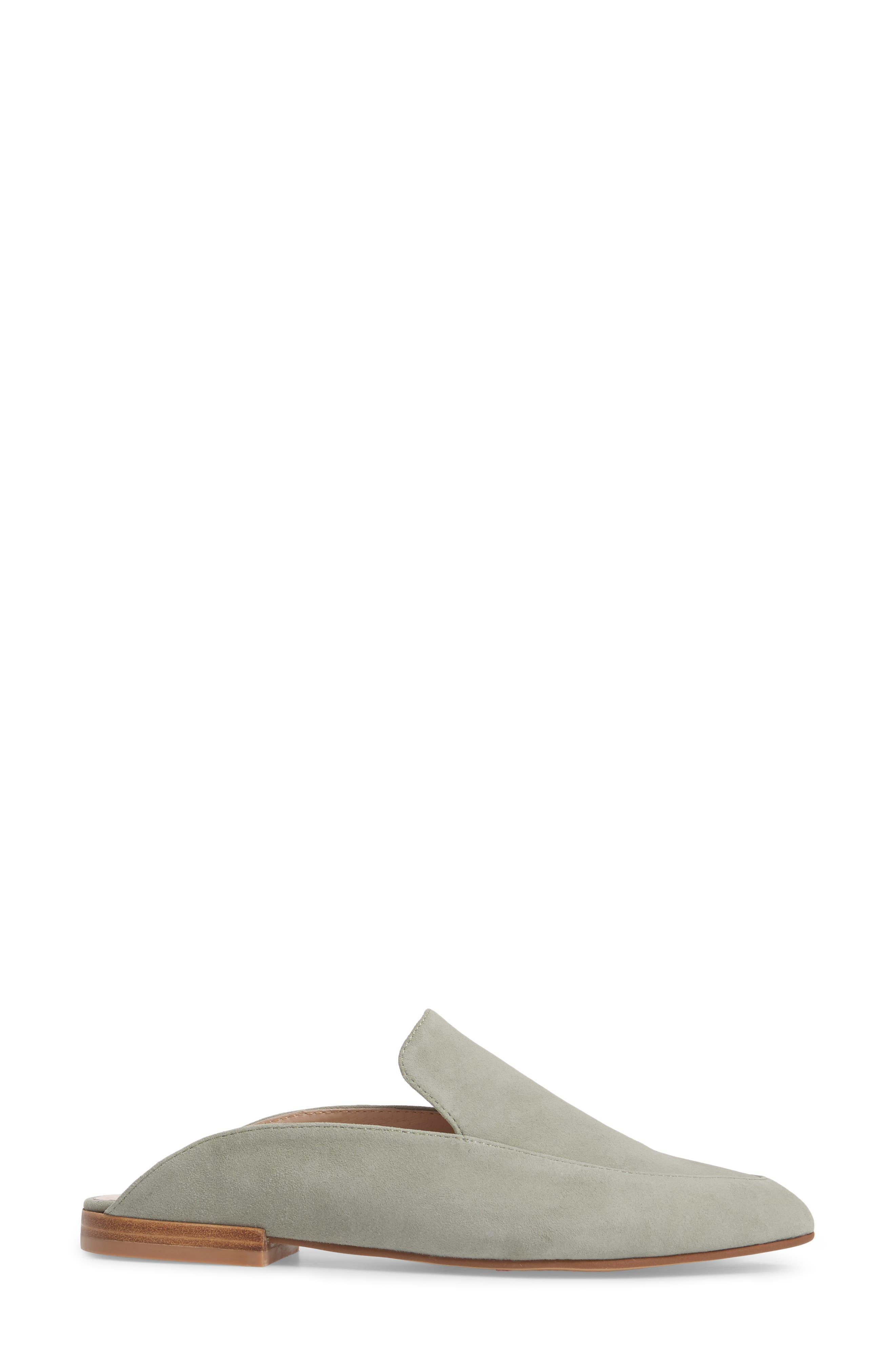 Capri Genuine Calf Hair Mule,                             Alternate thumbnail 24, color,