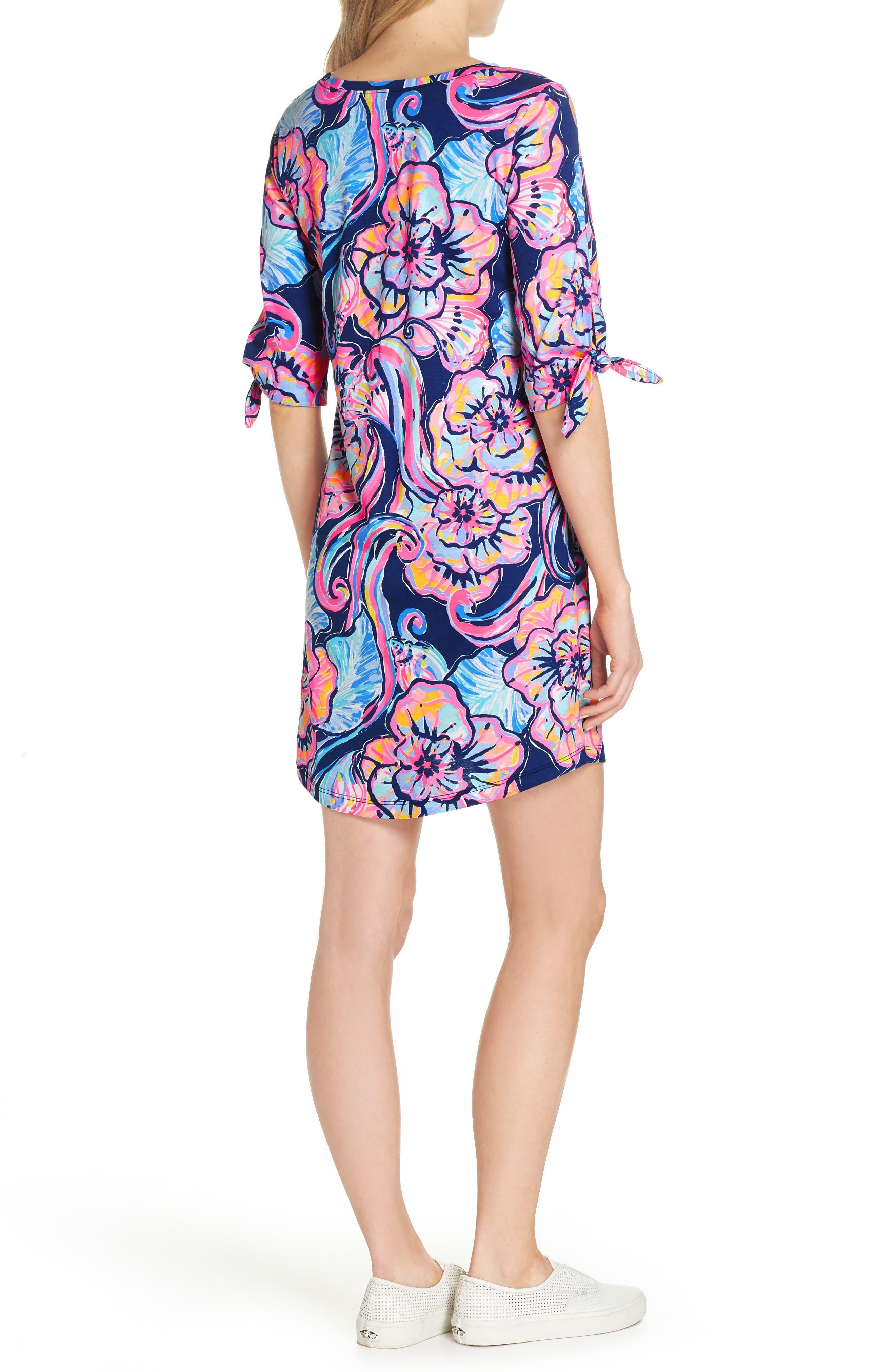 Preston Shift Dress,                             Alternate thumbnail 2, color,                             475