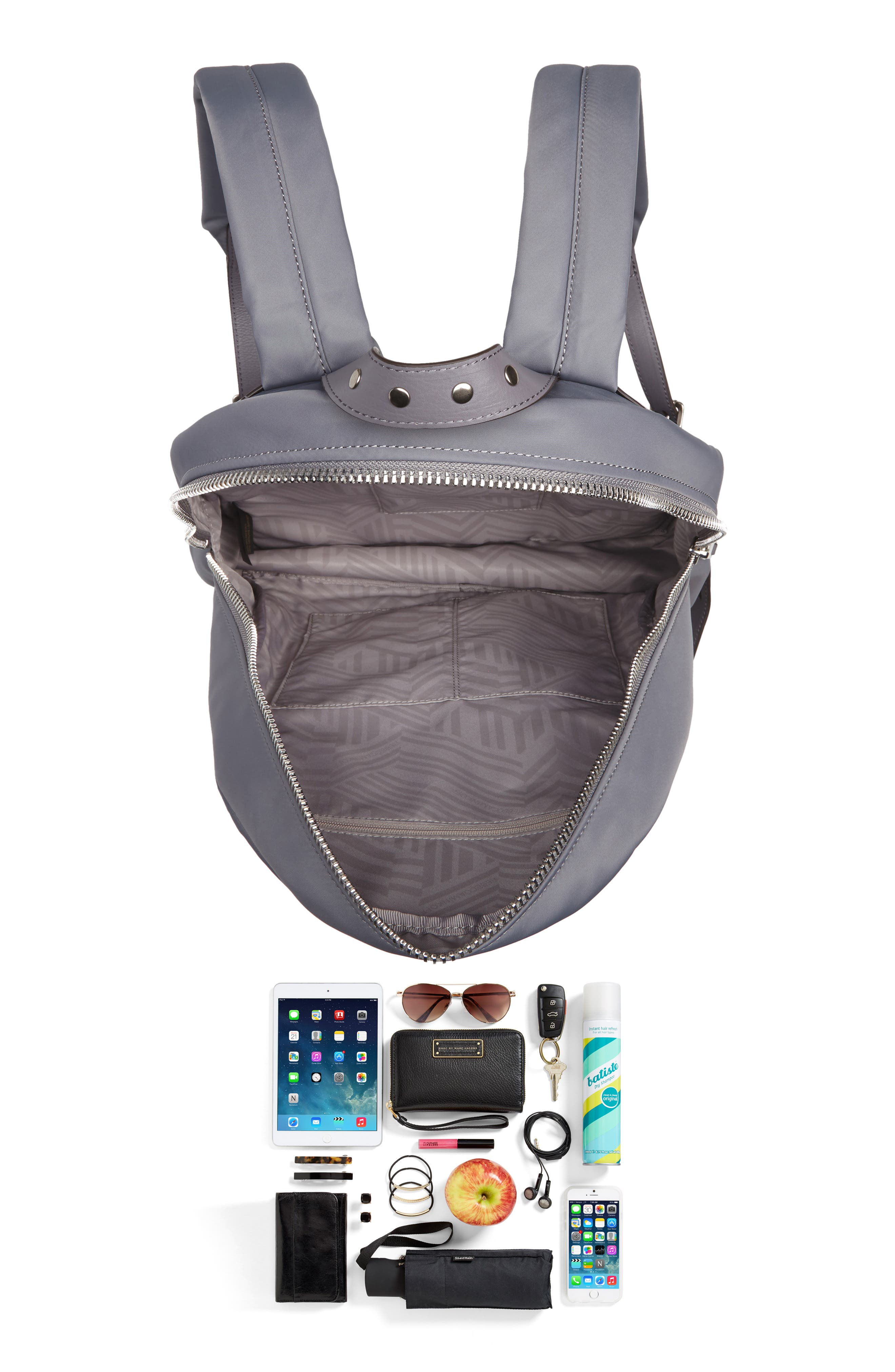 Always On MAB Backpack,                             Alternate thumbnail 7, color,                             GREY