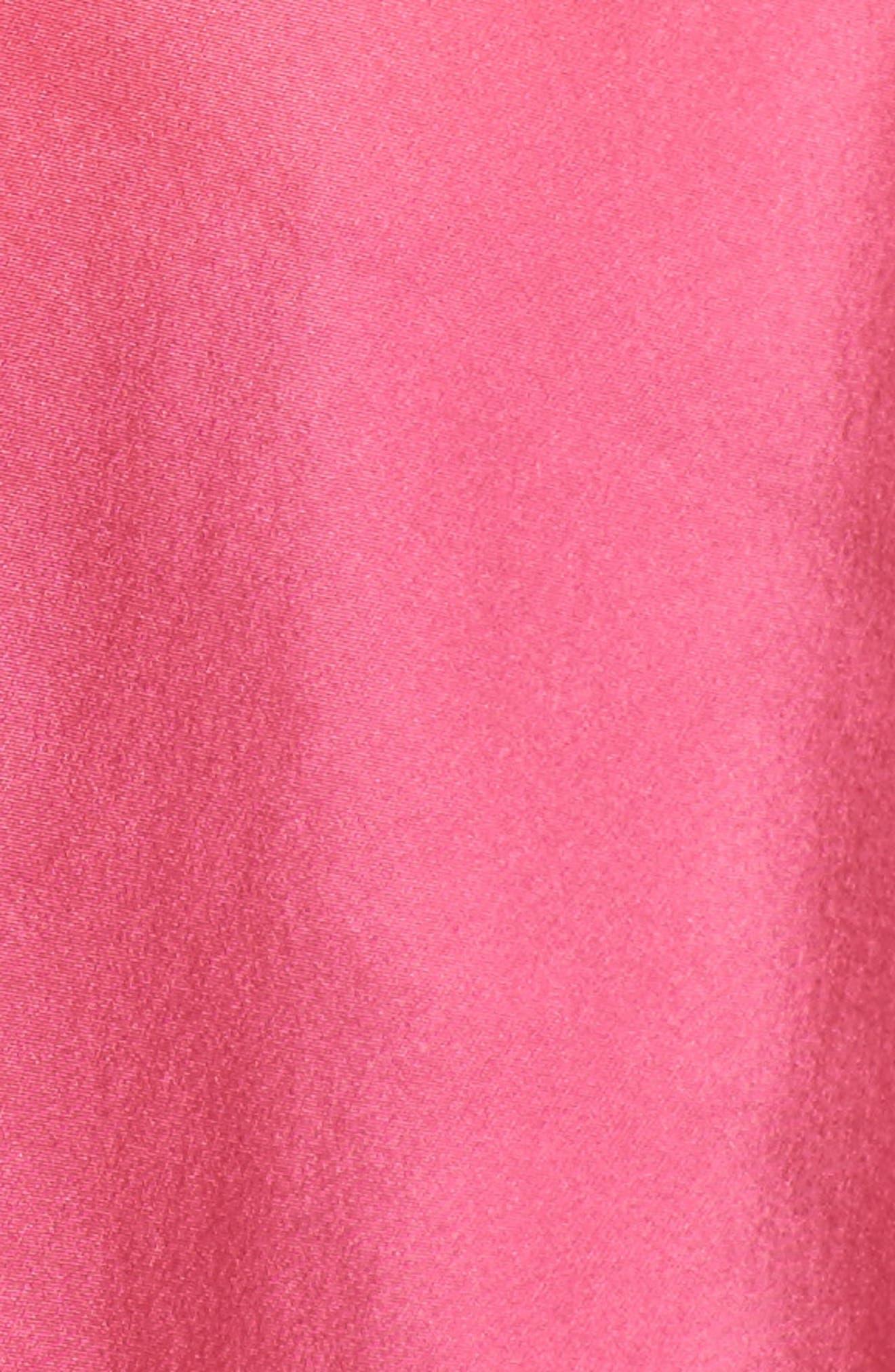 Ruffle Silk Camisole,                             Alternate thumbnail 5, color,                             660