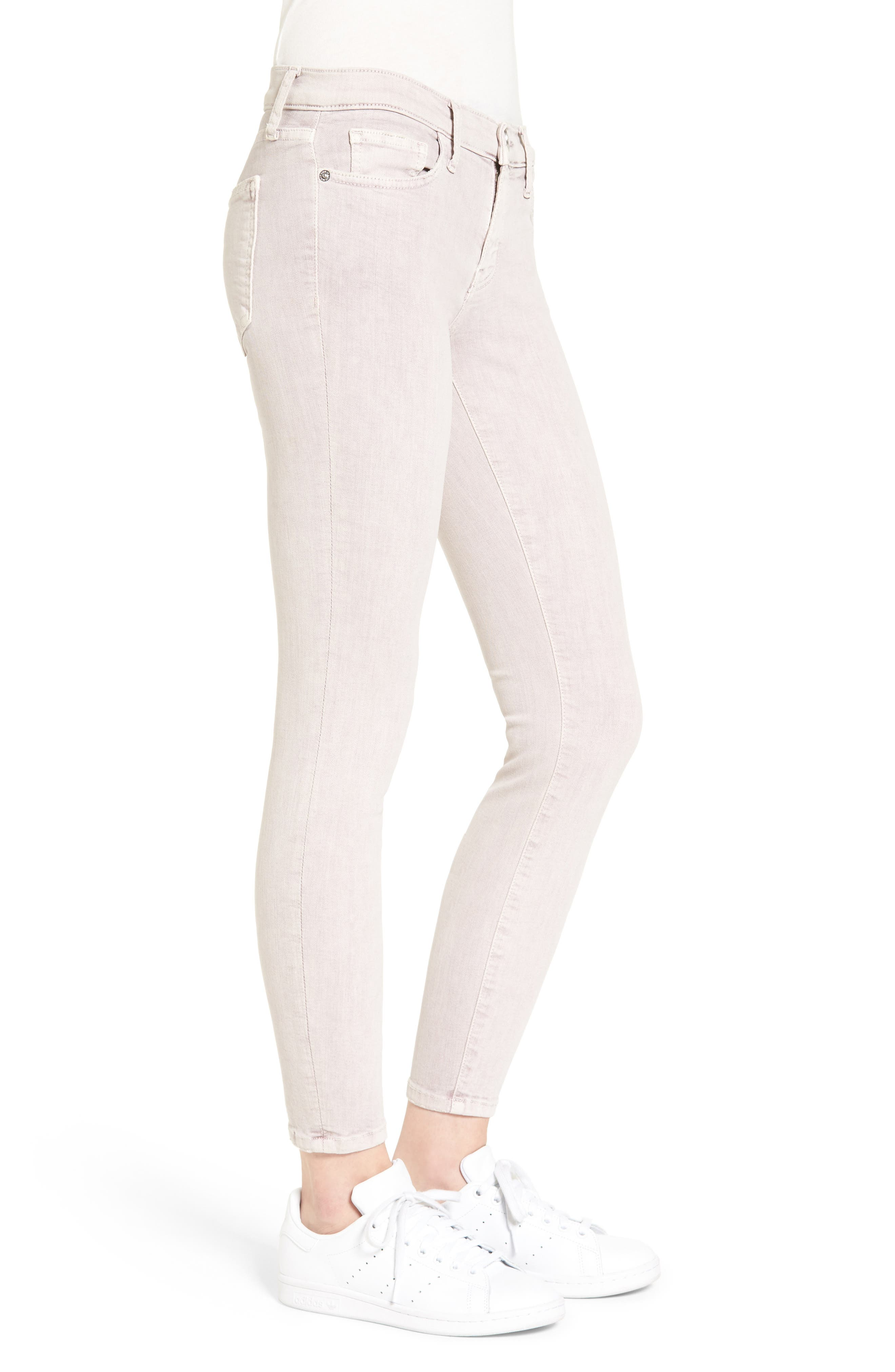 The Stiletto Ankle Skinny Jeans,                             Alternate thumbnail 14, color,
