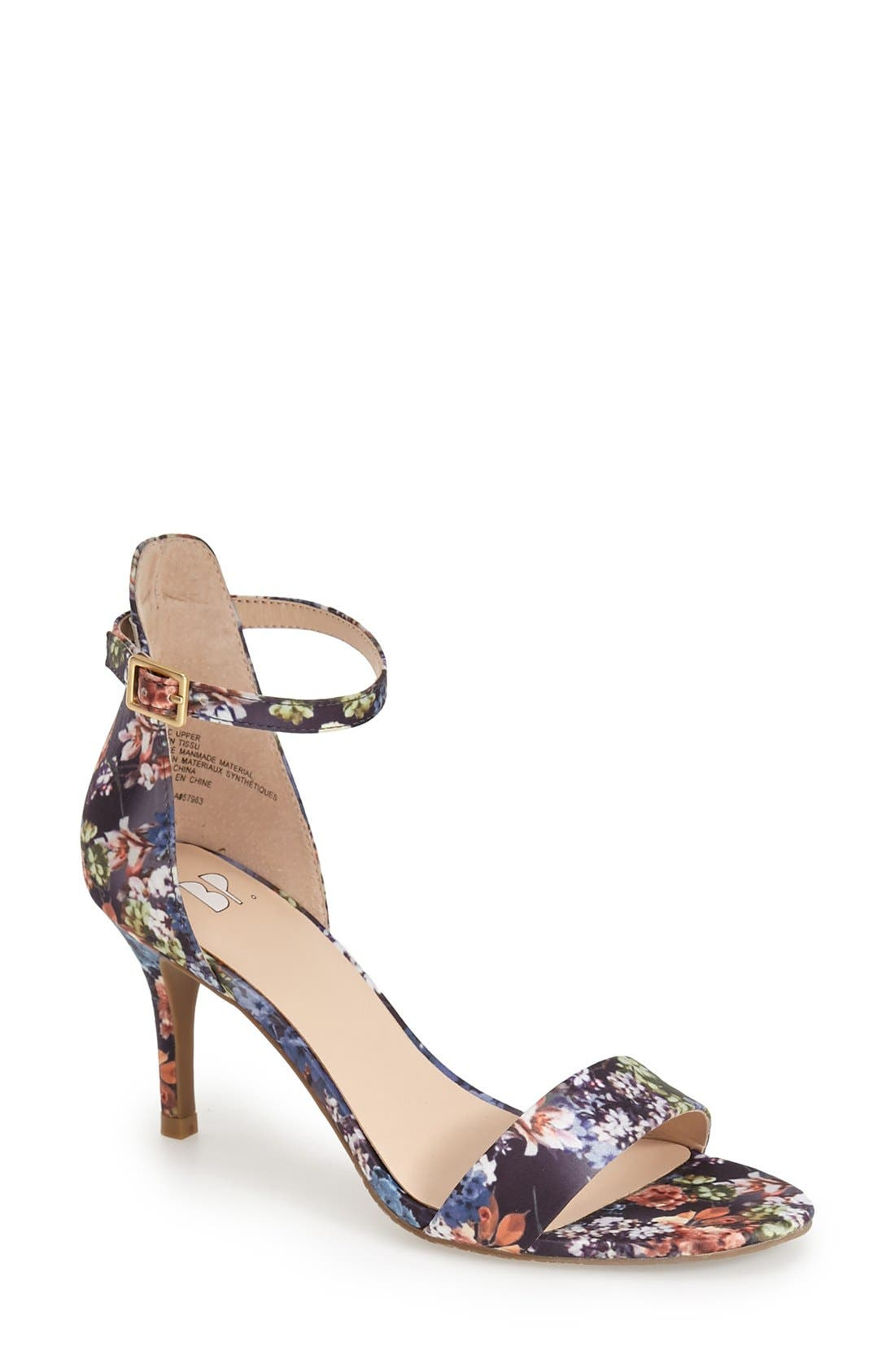 'Luminate' Open Toe Dress Sandal,                             Main thumbnail 14, color,