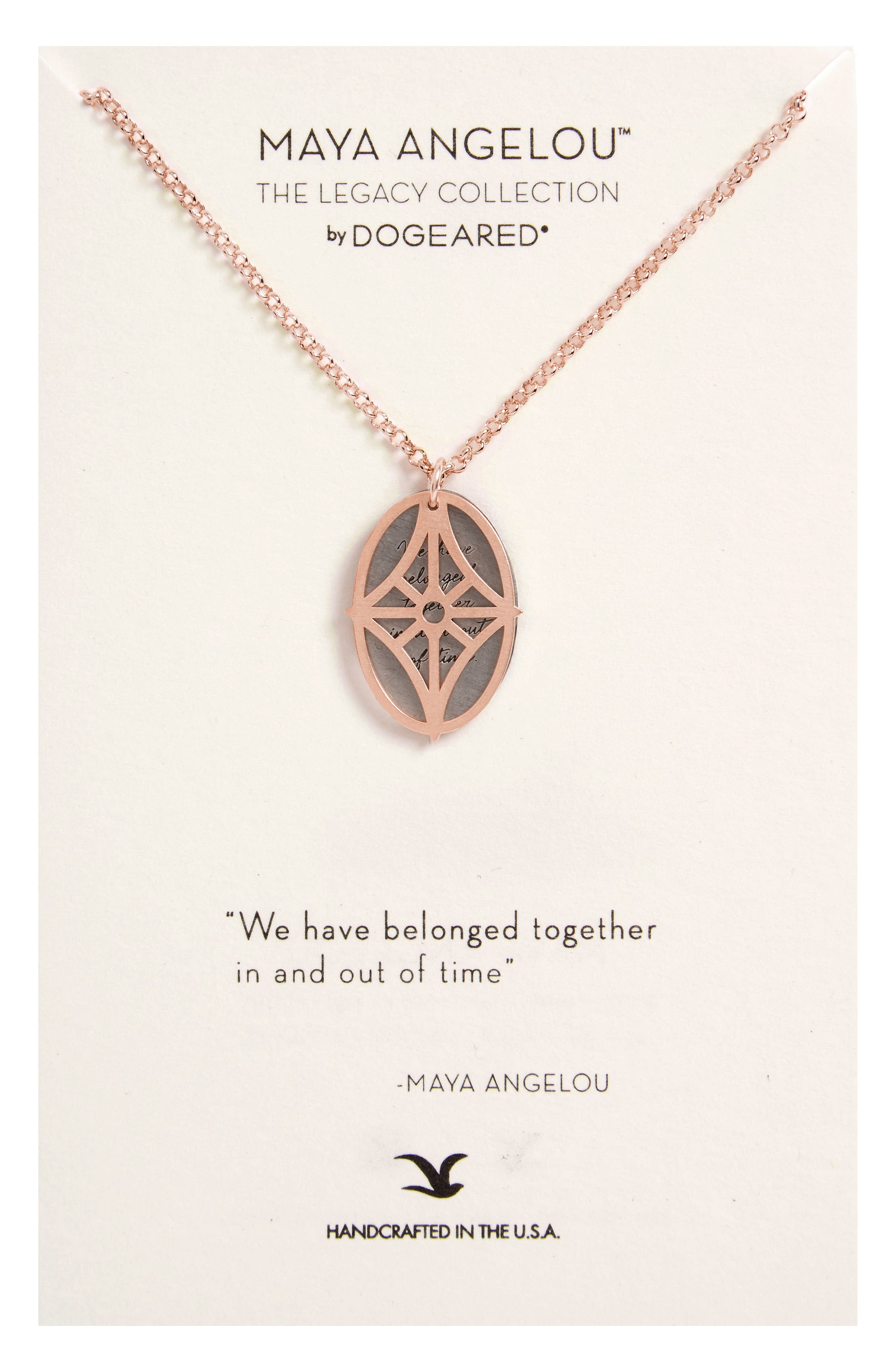 Legacy - We Have Belonged Together Tiered Pendant Necklace,                             Main thumbnail 2, color,