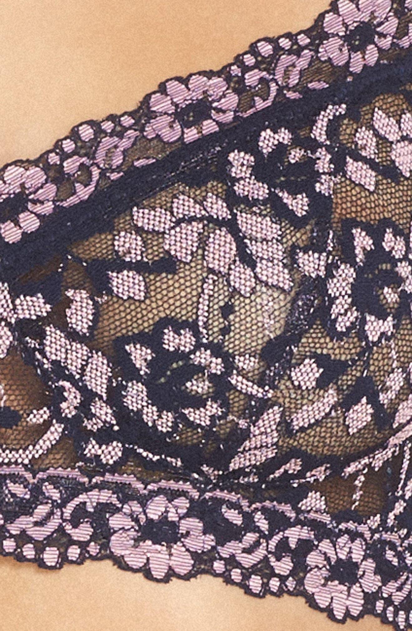 Cross Dye Lace Bralette,                             Alternate thumbnail 12, color,