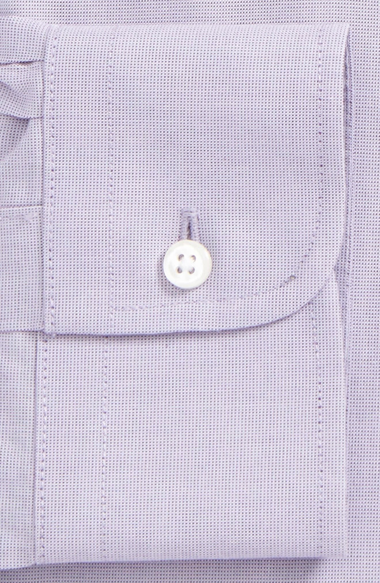 Smartcare<sup>™</sup> Traditional Fit Pinpoint Dress Shirt,                             Alternate thumbnail 74, color,