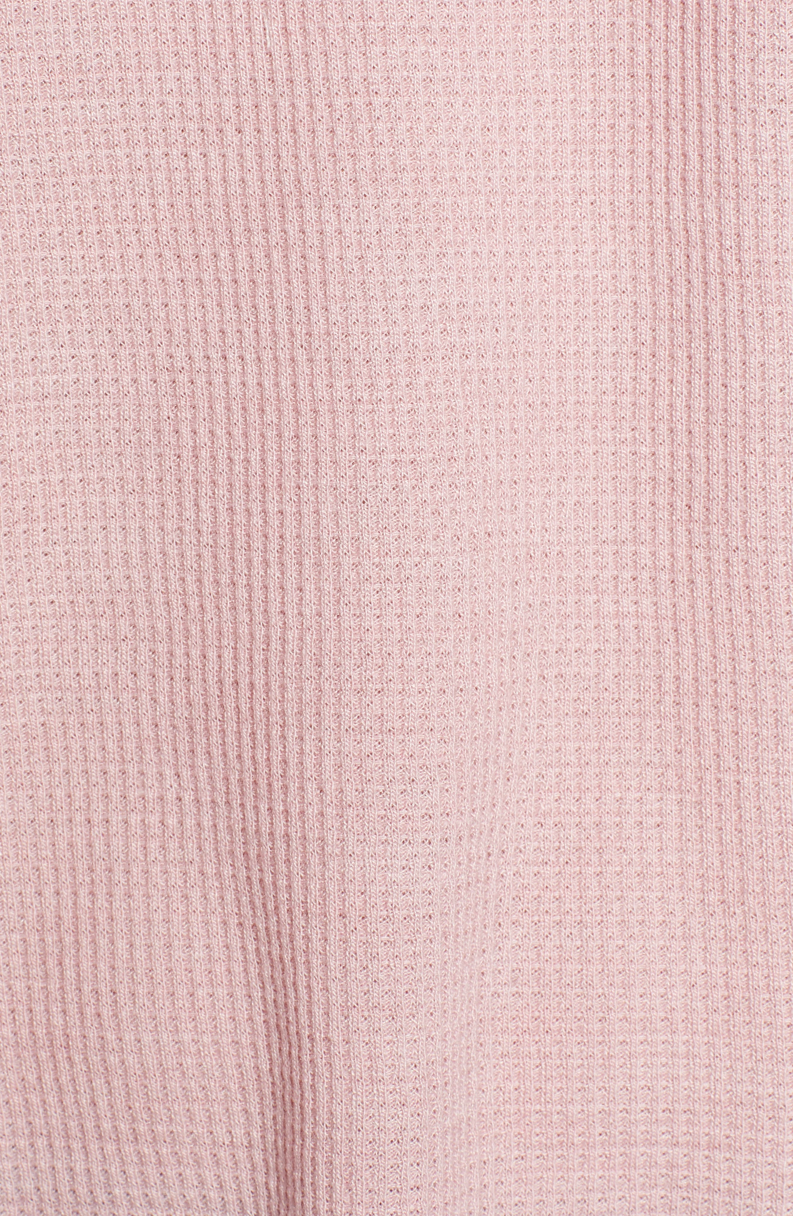 Monte Dog Person Thermal Top,                             Alternate thumbnail 5, color,                             651