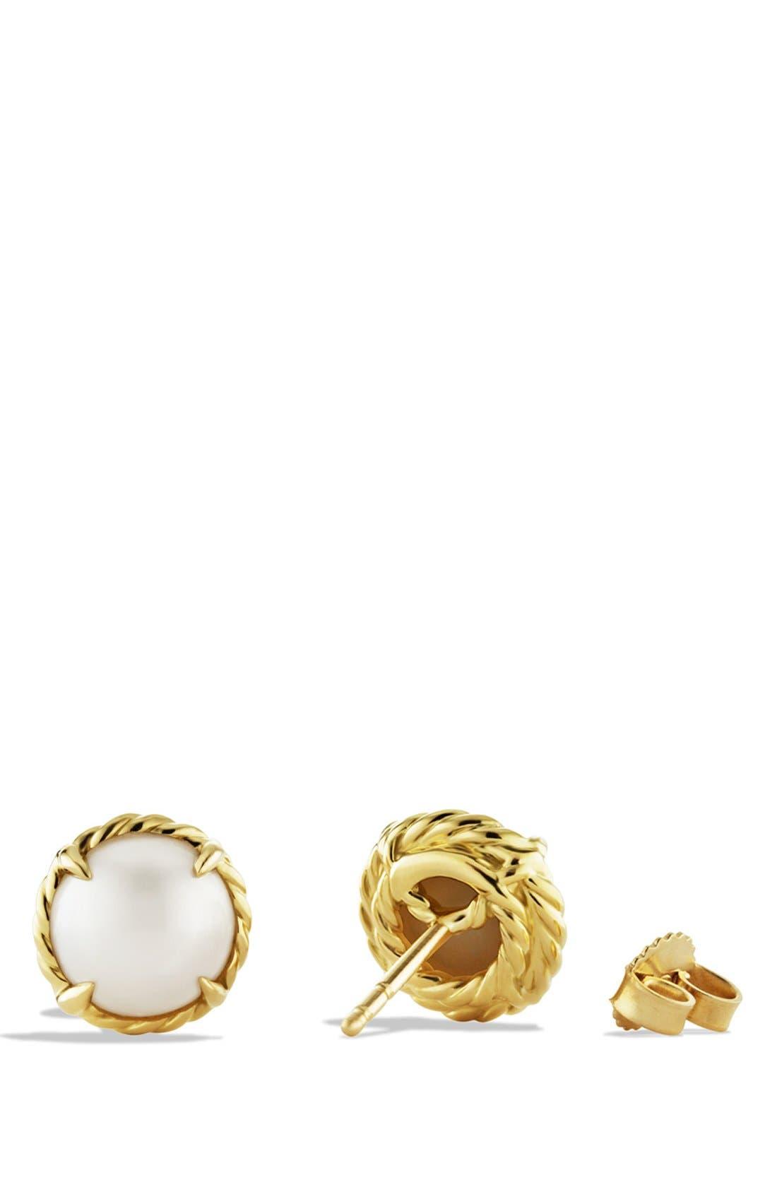 'Châtelaine' Earrings,                             Alternate thumbnail 2, color,                             PEARL