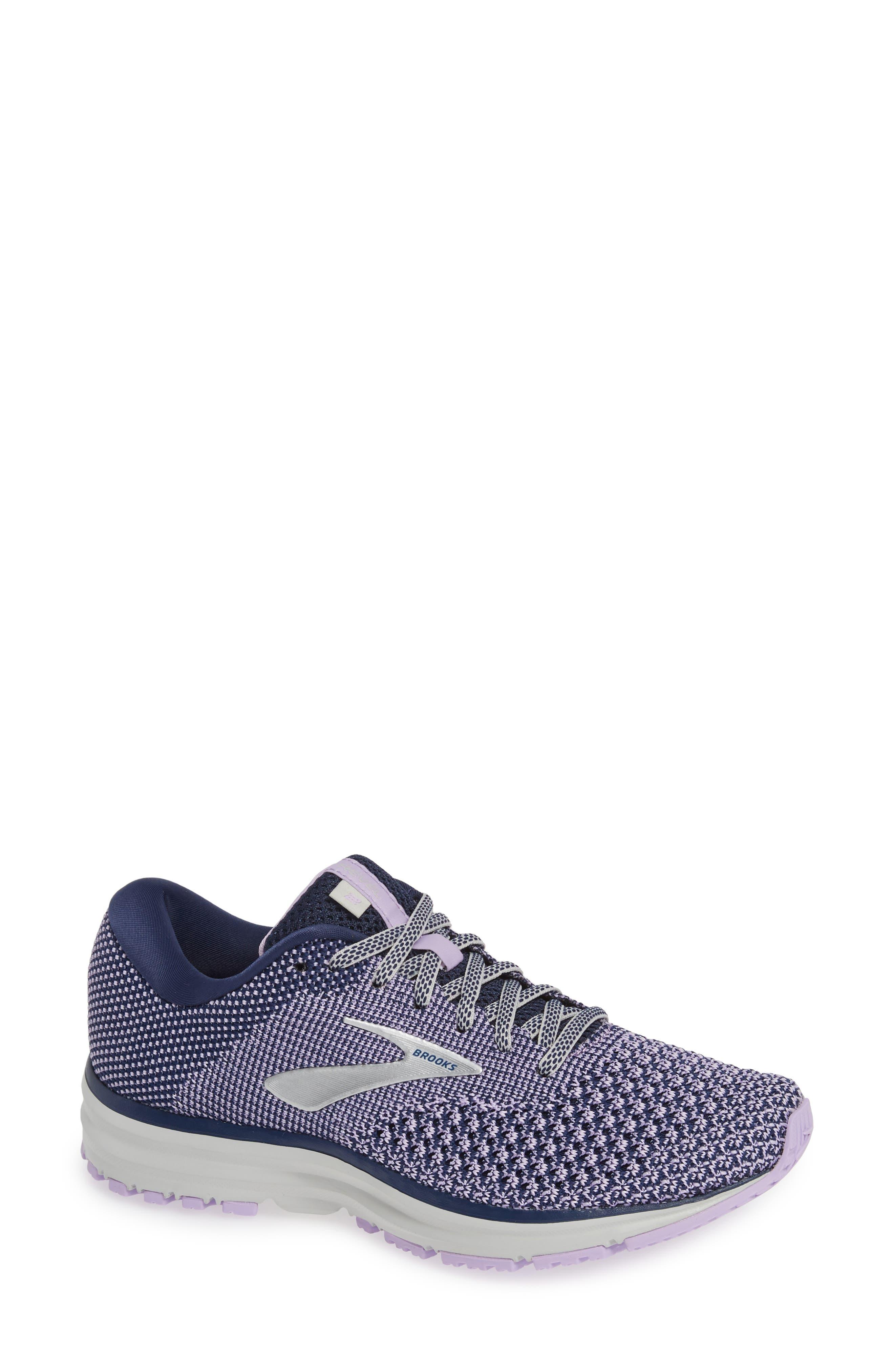 Brooks Revel 2 Running Shoe B - Purple