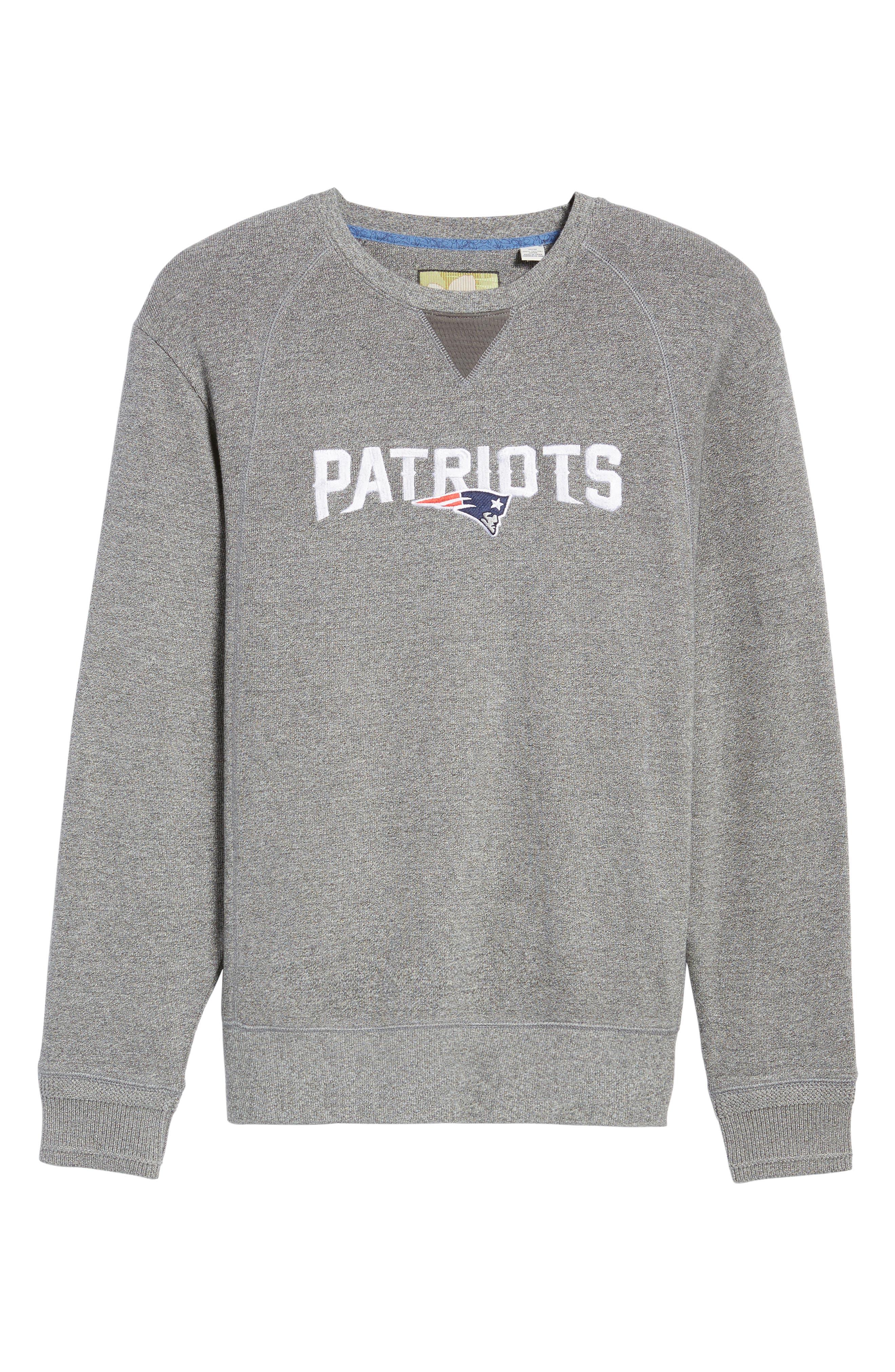 NFL Stitch of Liberty Embroidered Crewneck Sweatshirt,                             Alternate thumbnail 174, color,