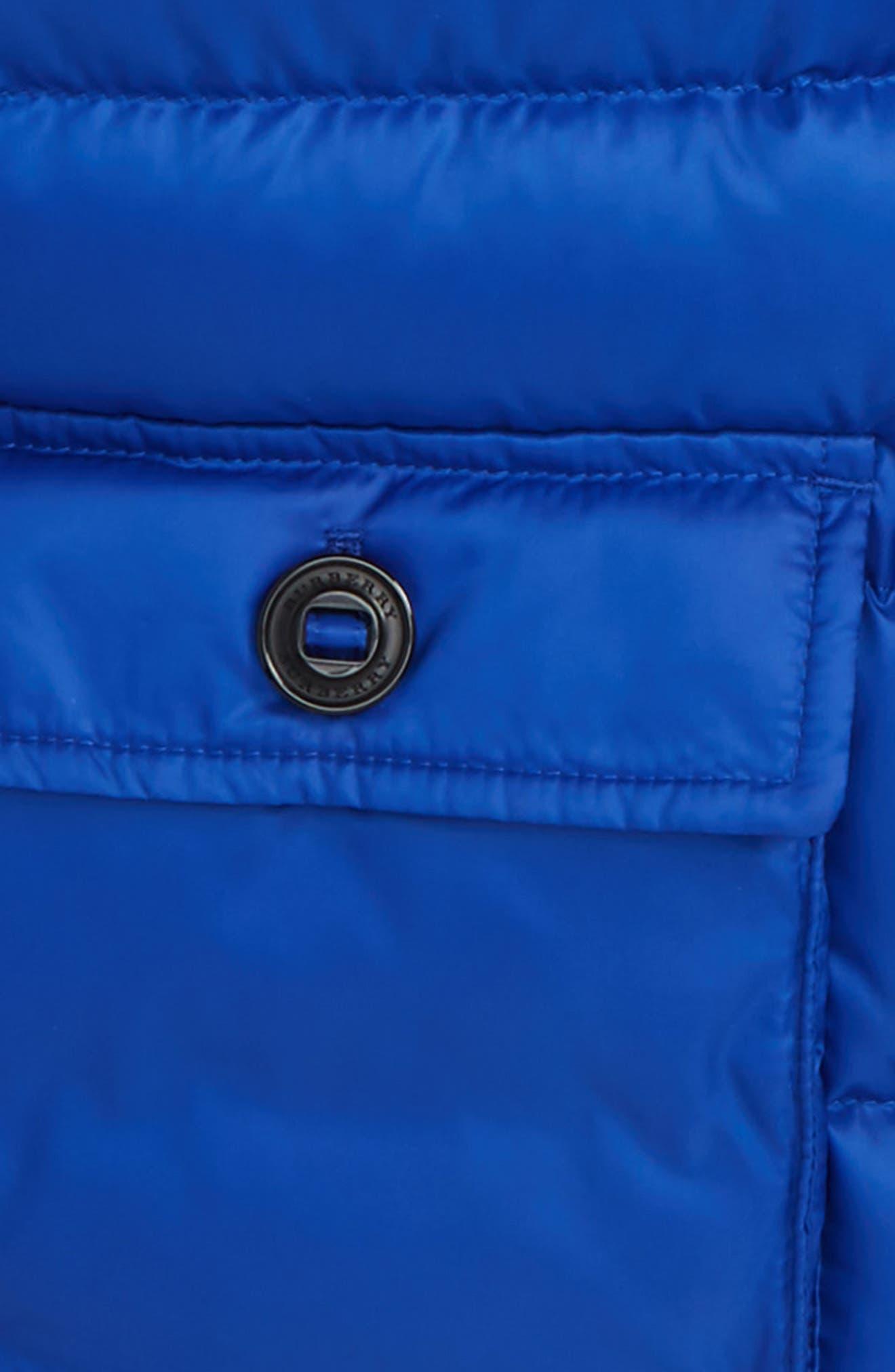 Mini Lachlan Hooded Down Jacket,                             Alternate thumbnail 2, color,                             437