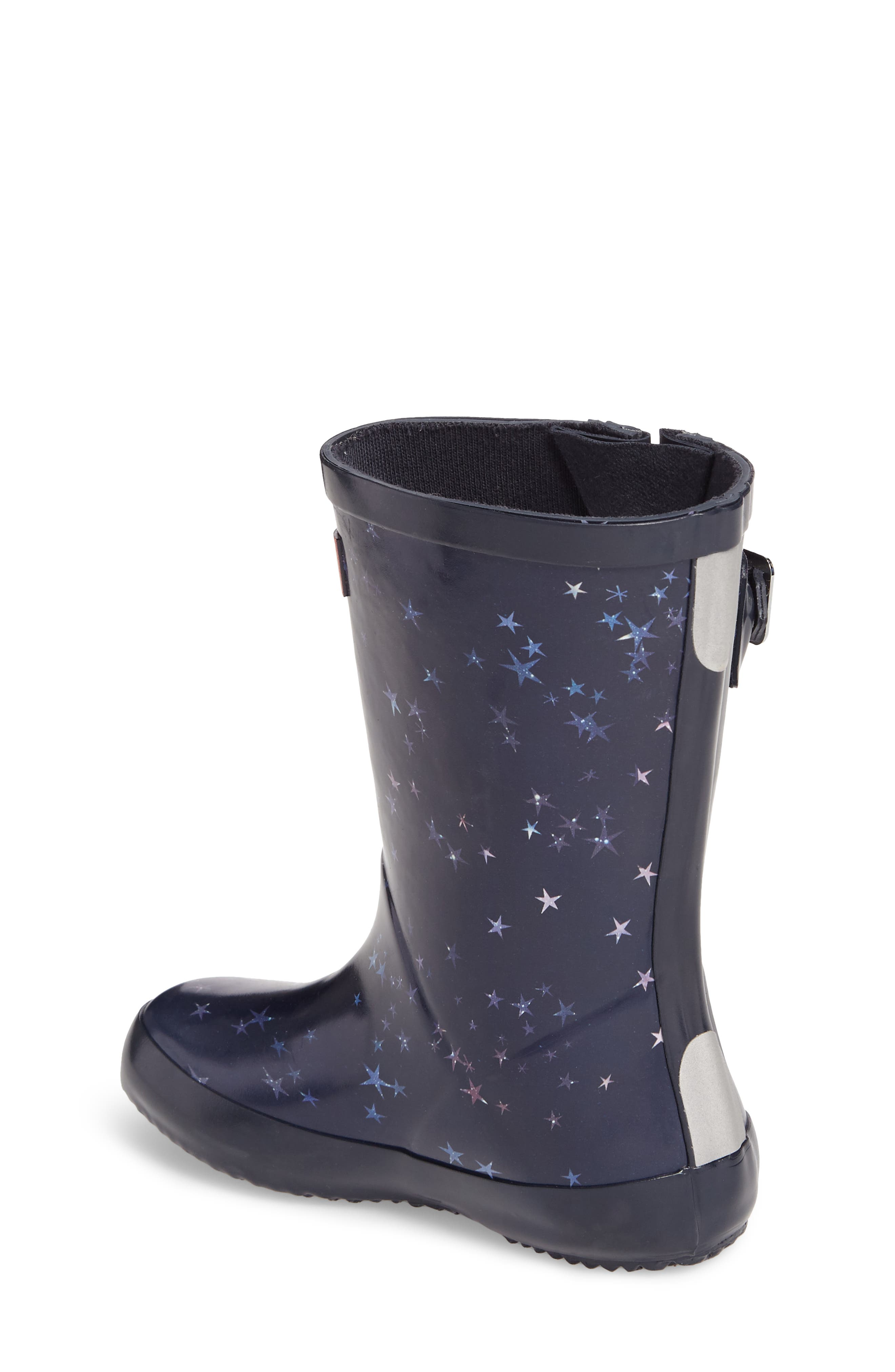 Flat Sole Constellation Waterproof Rain Boot,                             Alternate thumbnail 2, color,                             483