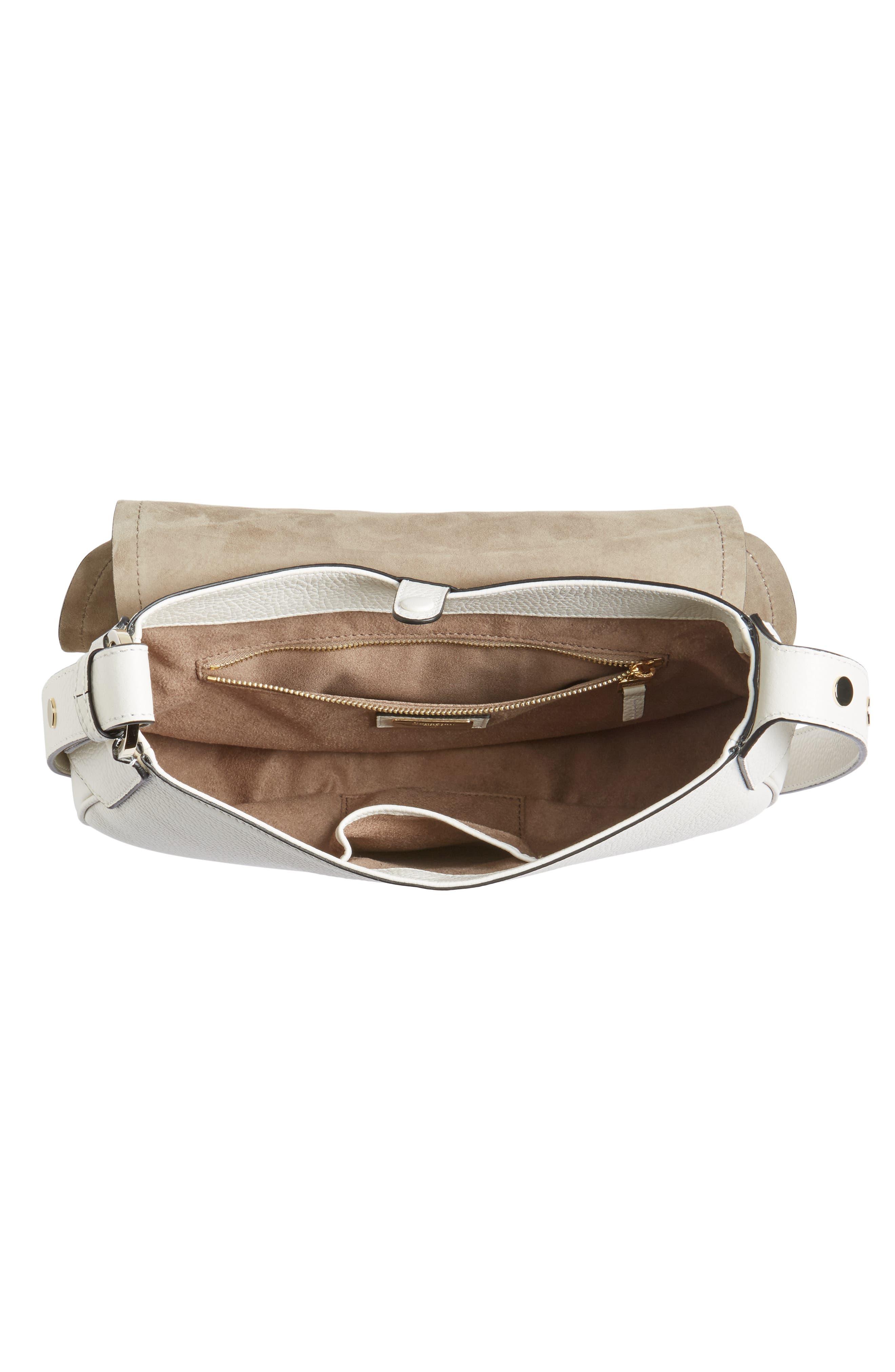 Small Valeria Leather Crossbody Bag,                             Alternate thumbnail 11, color,