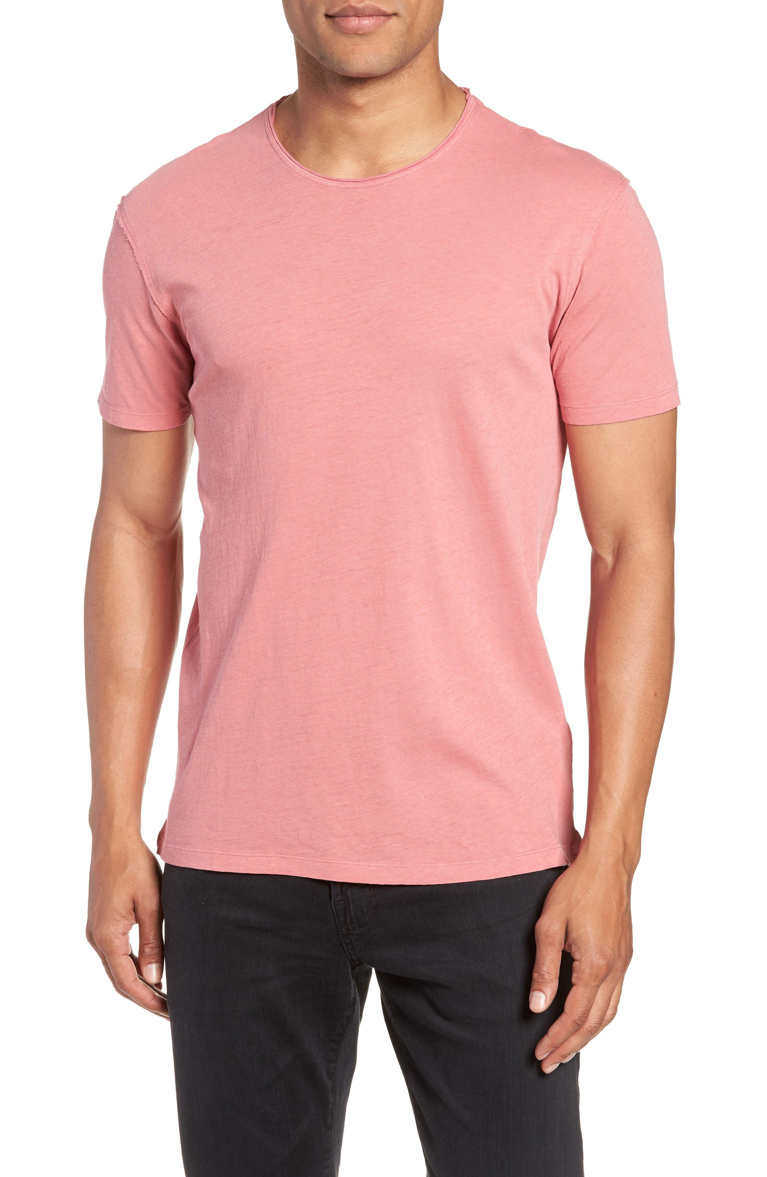 Slim Fit Crewneck T-Shirt,                             Main thumbnail 6, color,