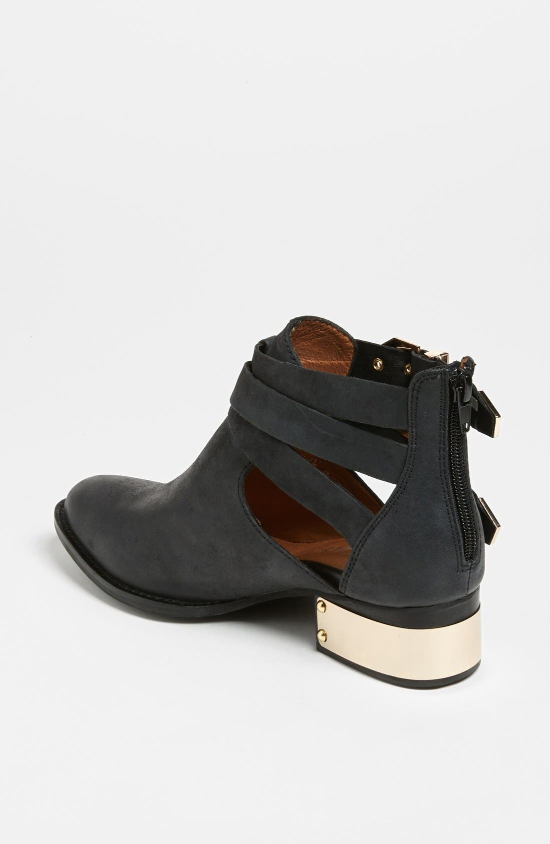 JEFFREY CAMPBELL,                             'Everly' Bootie,                             Alternate thumbnail 6, color,                             002
