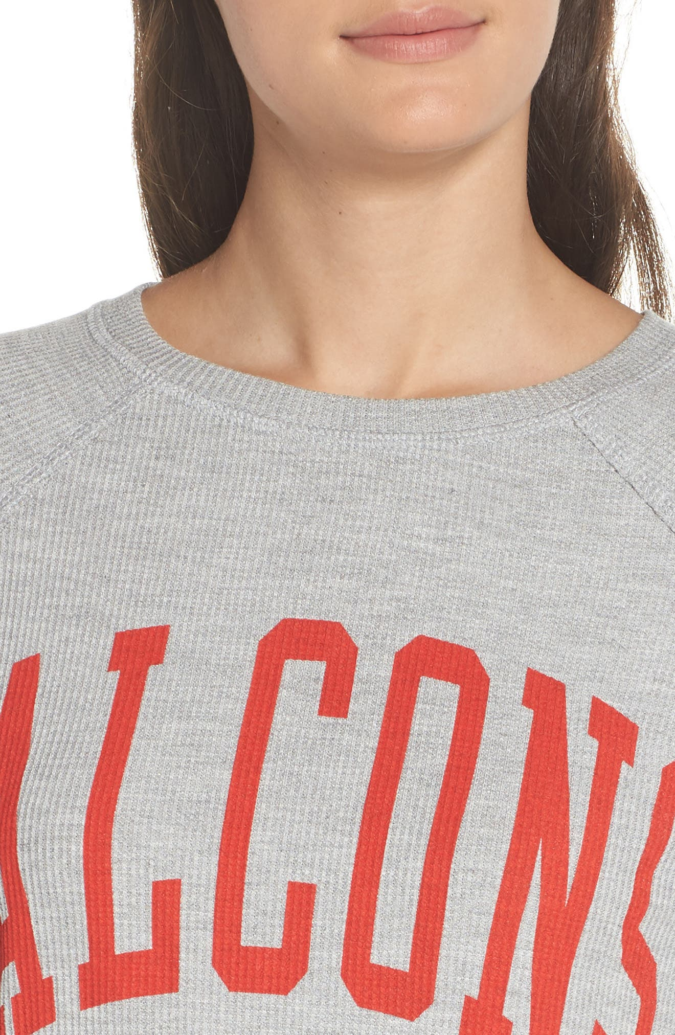 NFL Thermal Tee,                             Alternate thumbnail 4, color,                             FALCONS