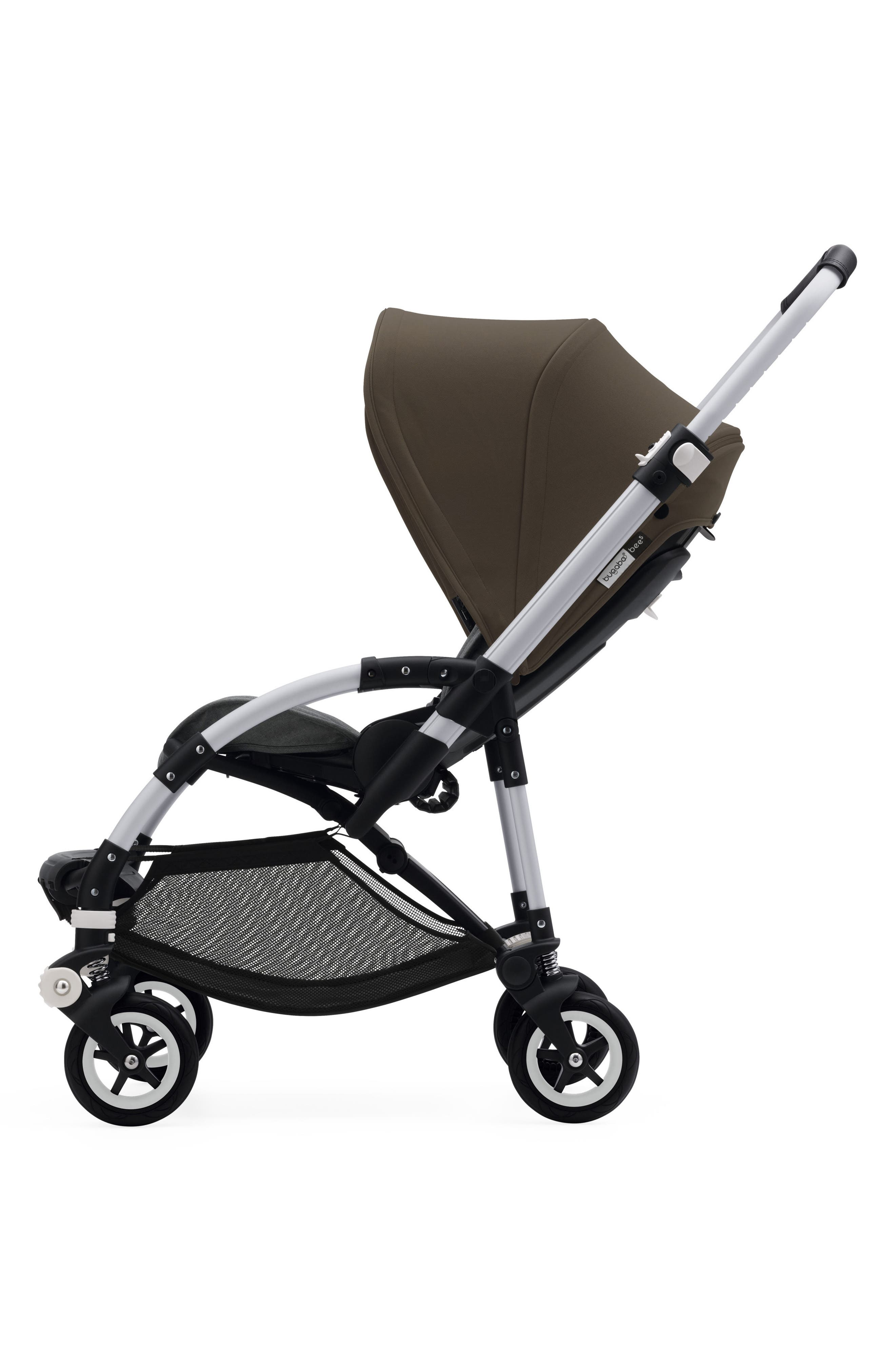 Bee5 Stroller Sun Canopy,                             Alternate thumbnail 2, color,                             OLIVE GREEN