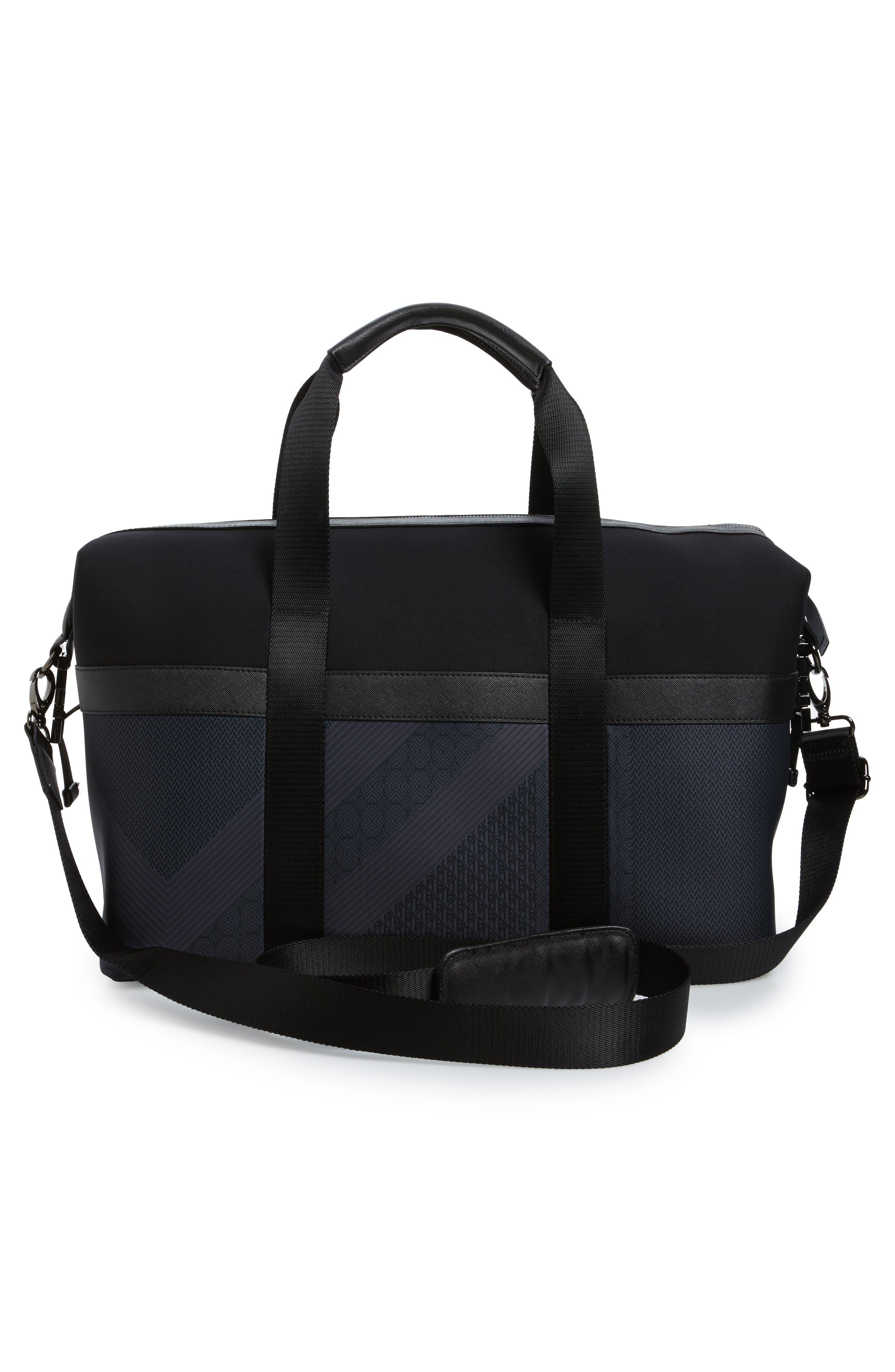 Scuba Duffel Bag,                             Alternate thumbnail 3, color,                             001