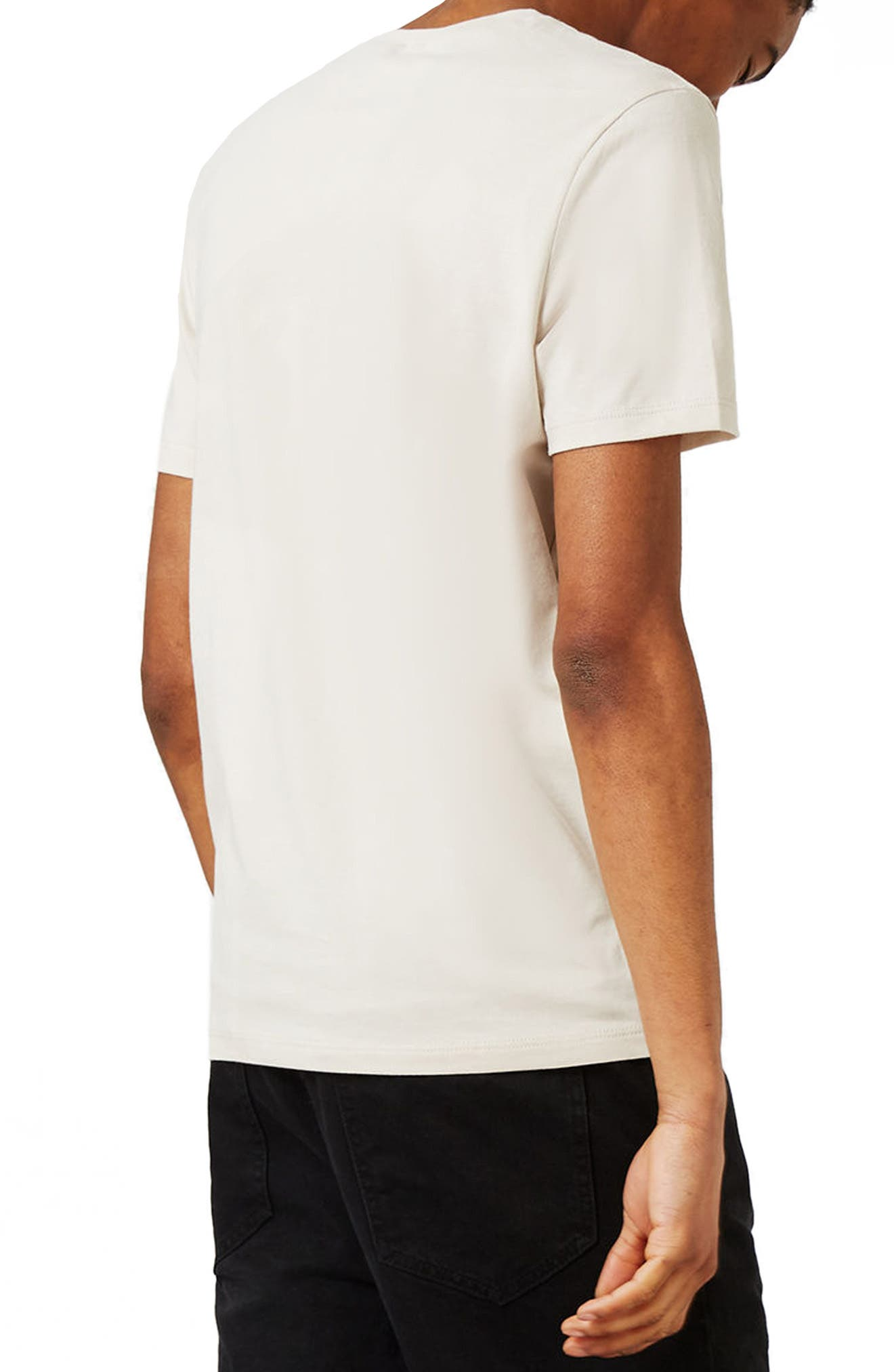 Slim Fit Crewneck T-Shirt,                             Alternate thumbnail 189, color,