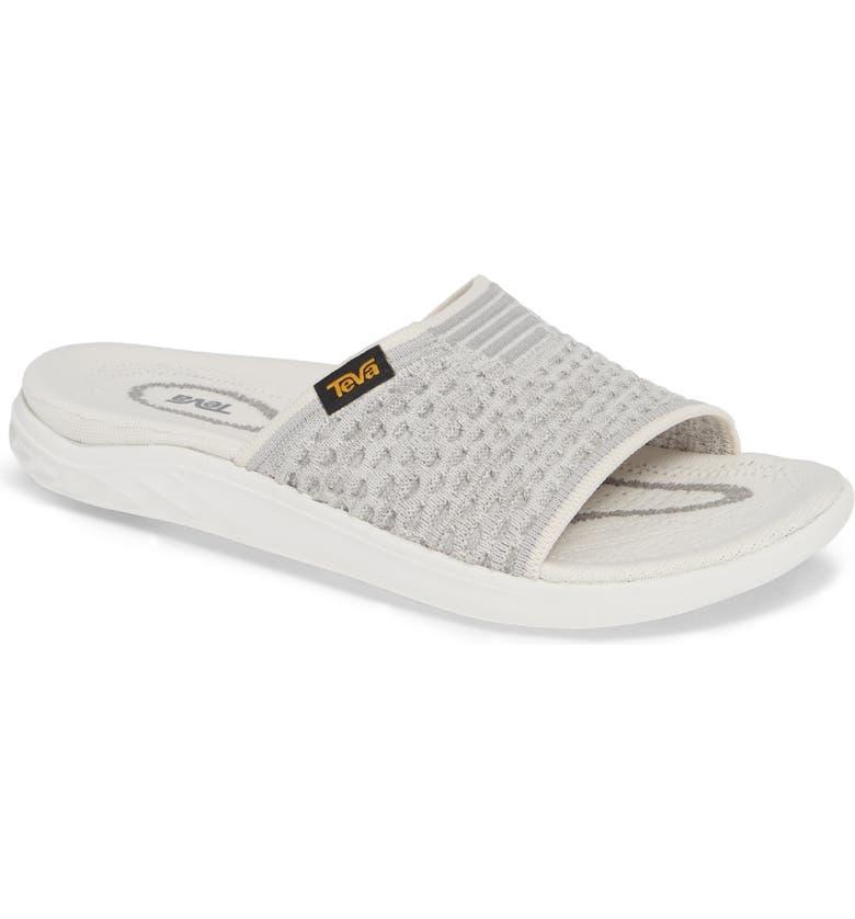 ac8e41aa5988 Teva Terra Float 2 Knit Slide Sandal (Women)