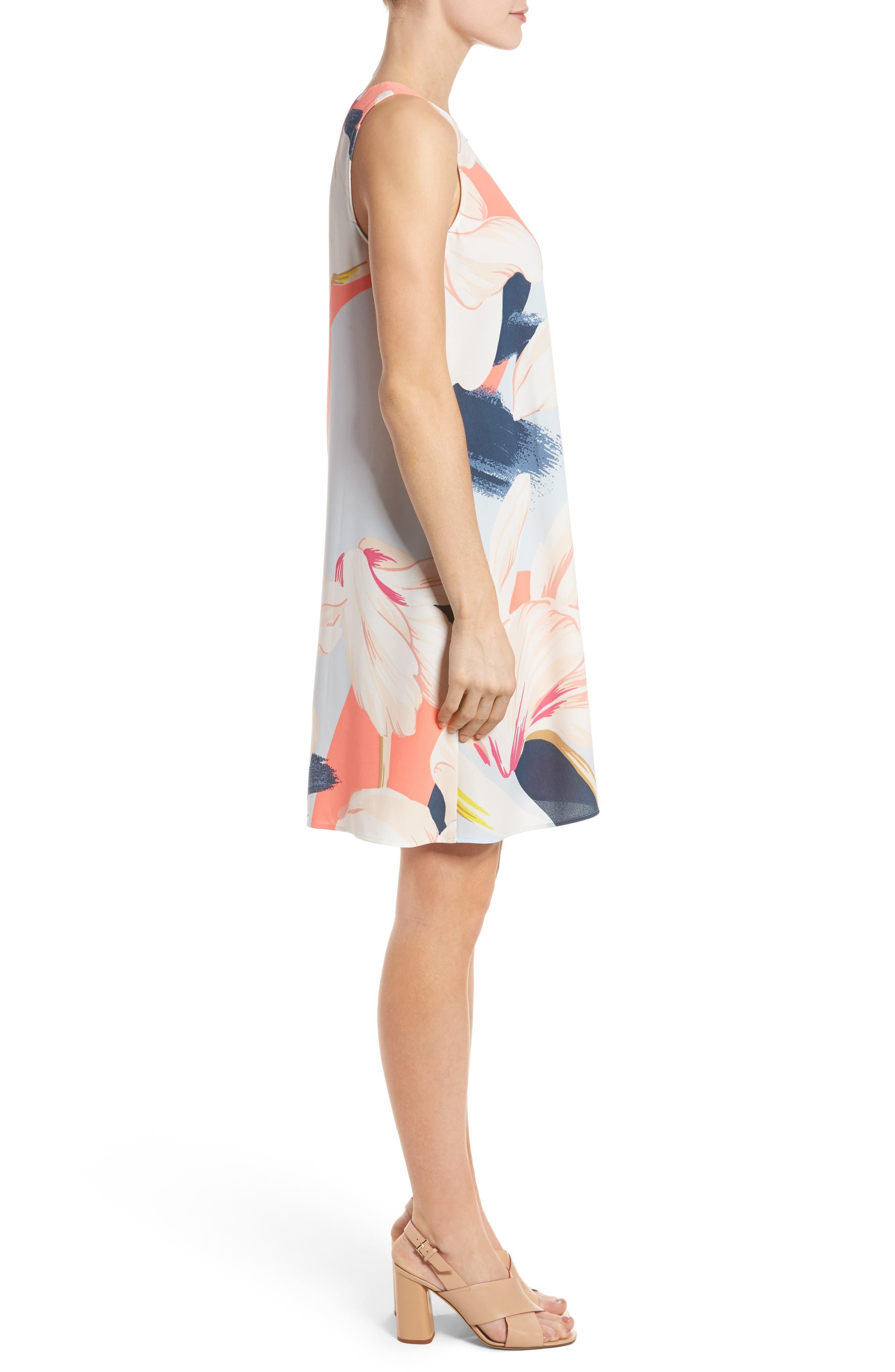 A-Line Dress,                             Alternate thumbnail 82, color,