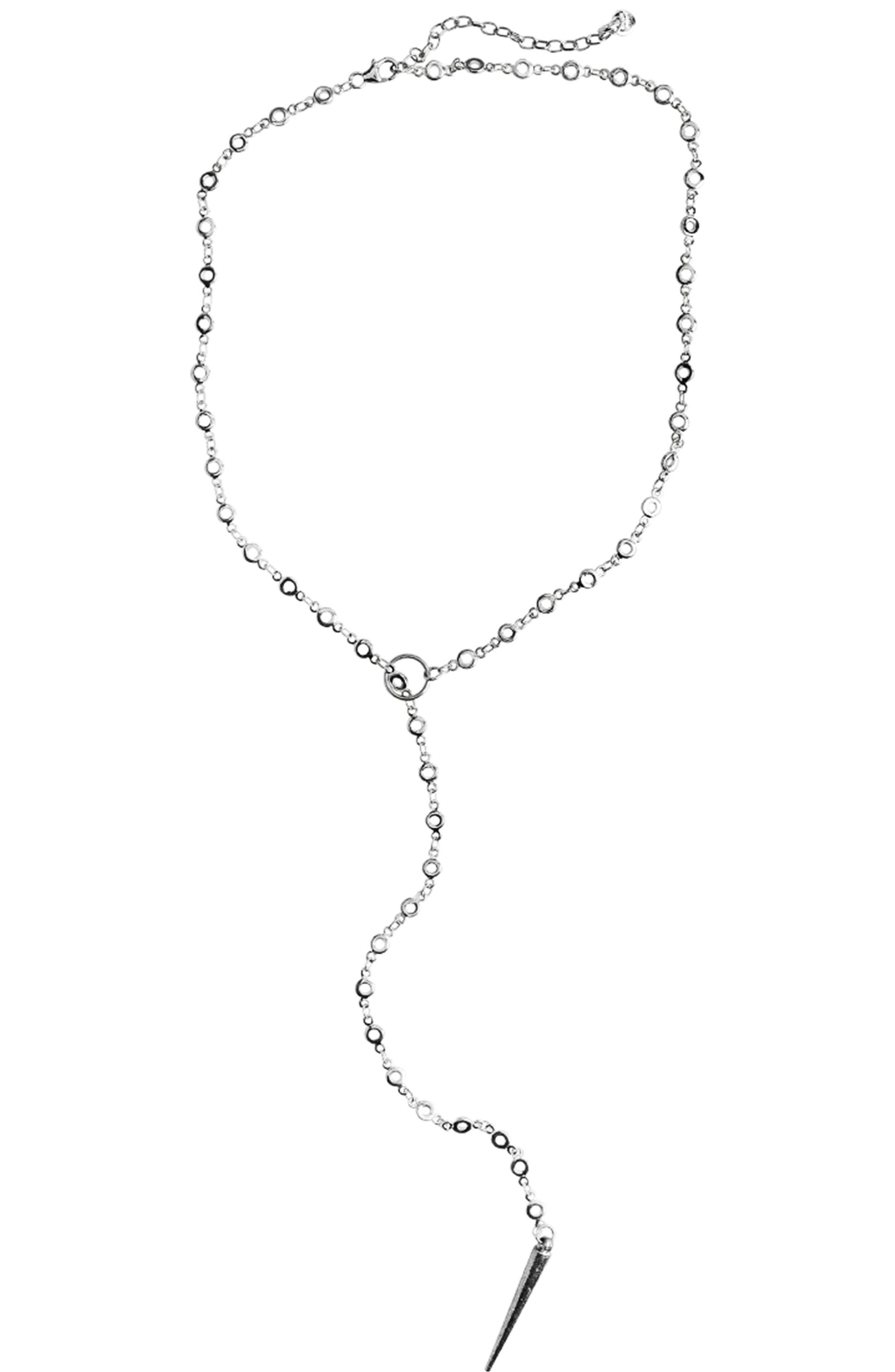 Everyday Lariat Necklace,                             Alternate thumbnail 2, color,                             040