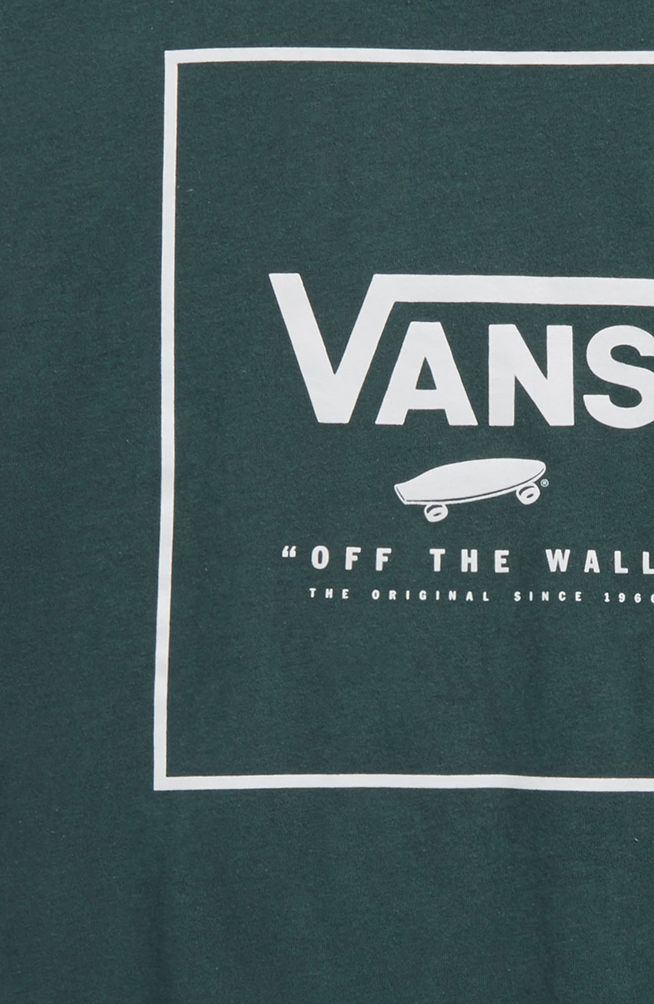 Logo Box Graphic T-Shirt,                             Alternate thumbnail 12, color,