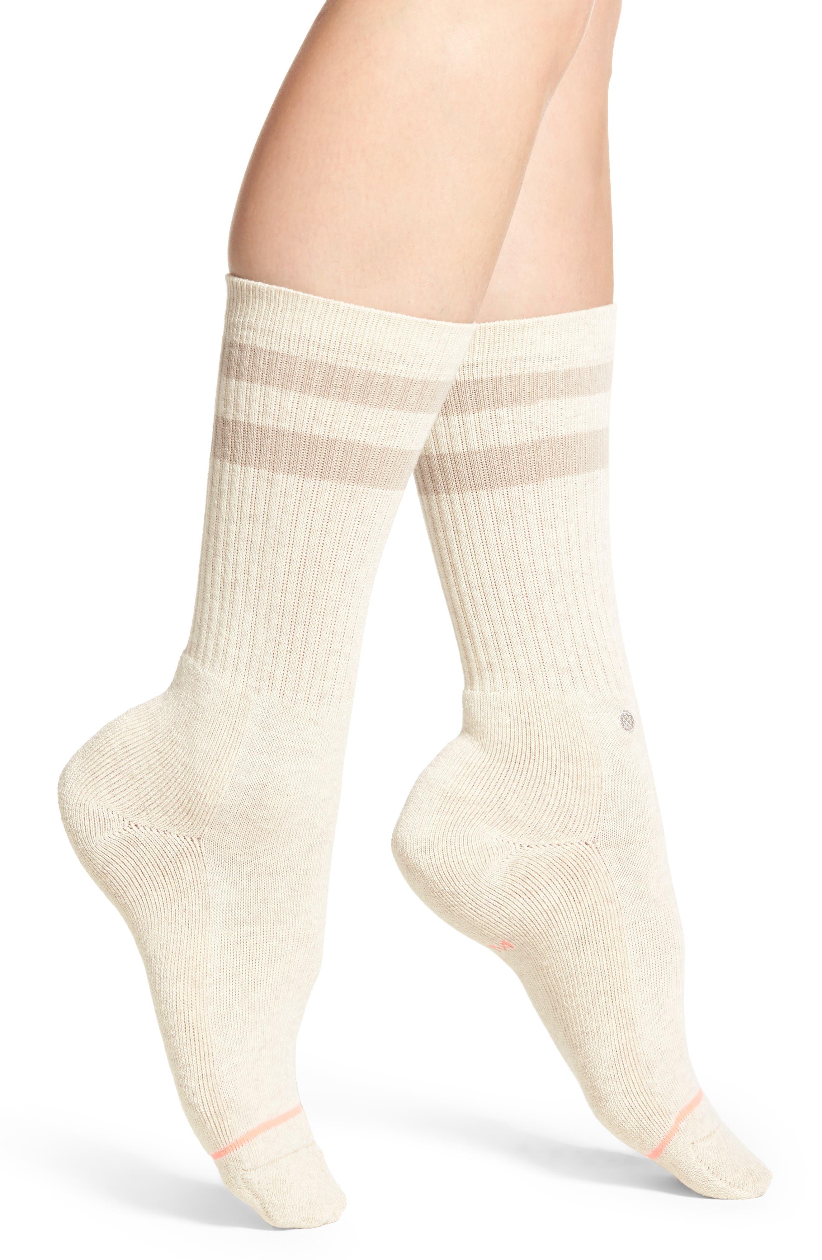 Uncommon Classic Crew Socks,                         Main,                         color, 250