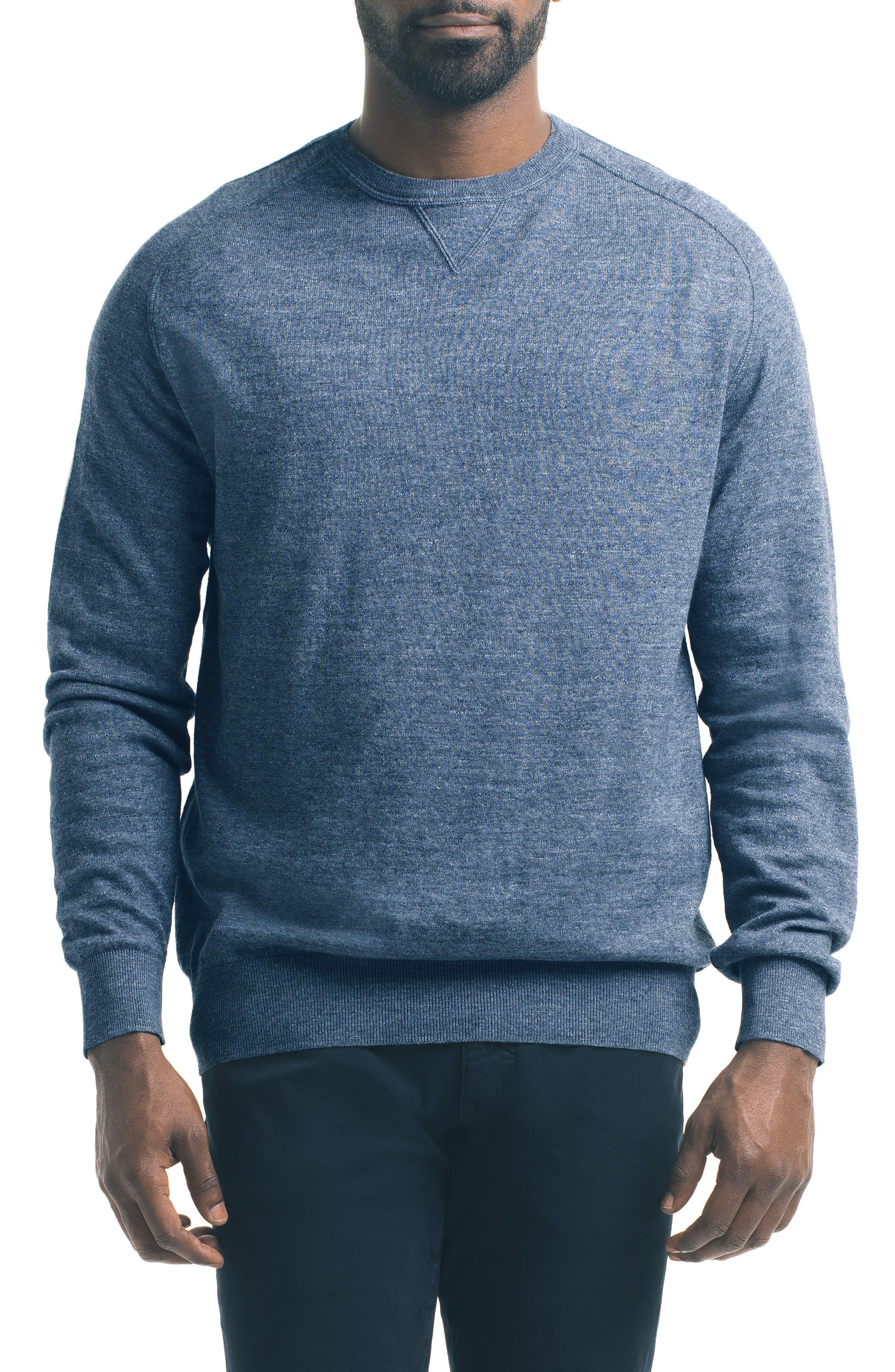 Slub Pullover Sweater,                             Main thumbnail 3, color,