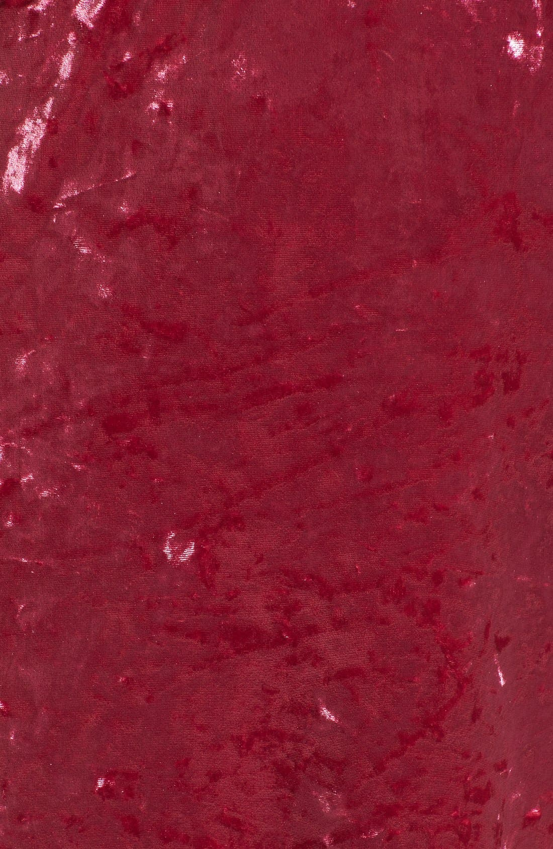 Velvet Maxi Slipdress,                             Alternate thumbnail 7, color,                             938