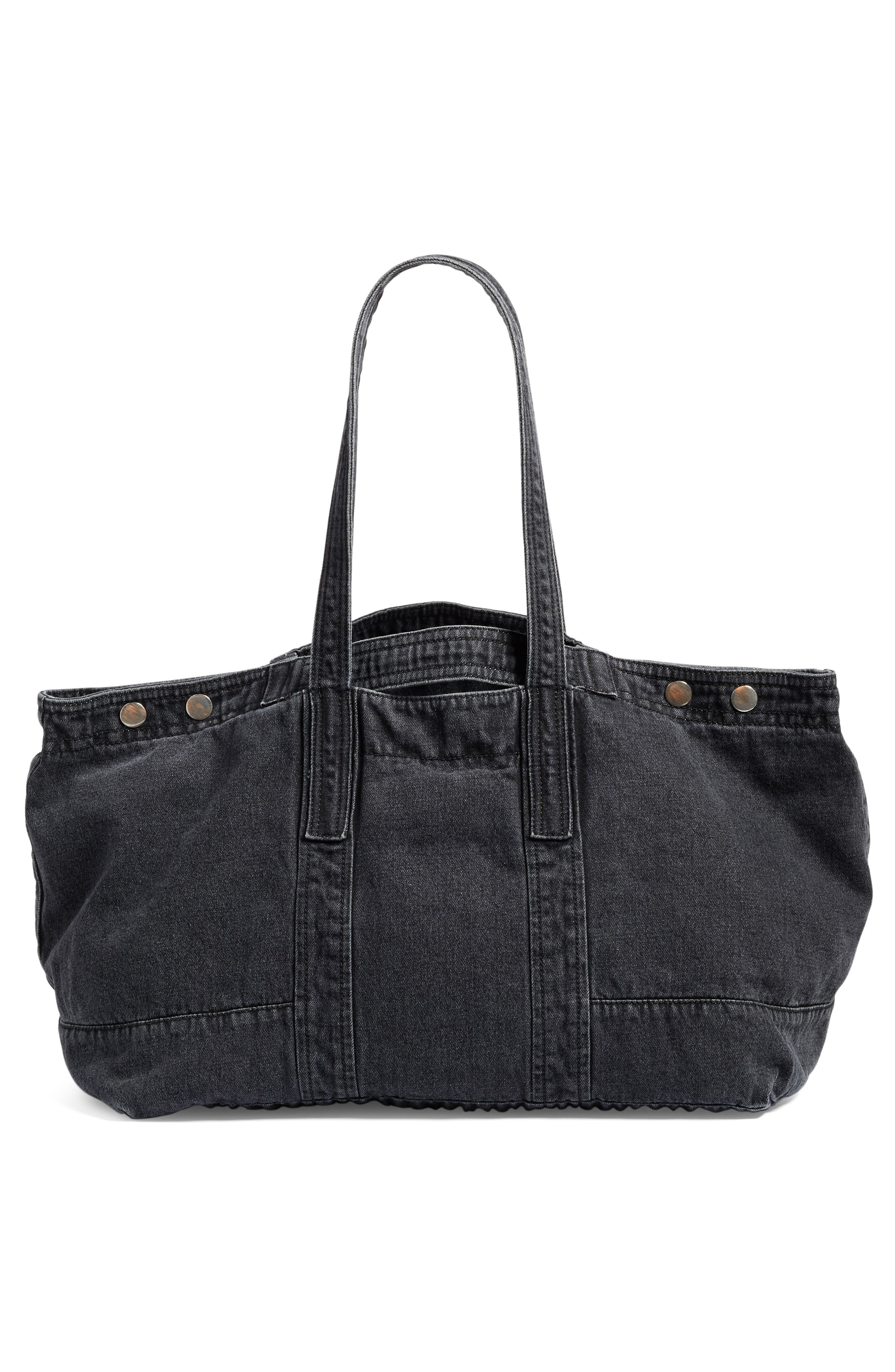 Field Tote,                             Alternate thumbnail 4, color,                             001