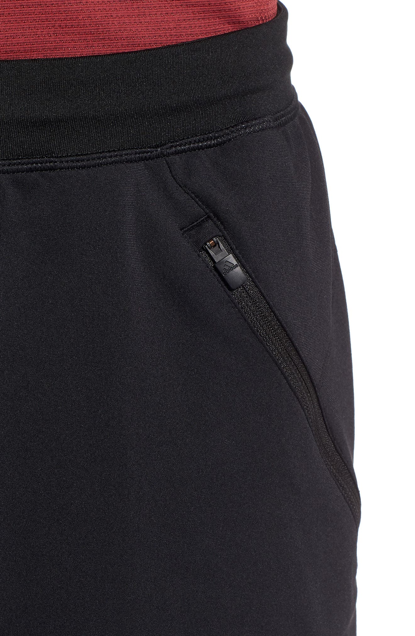 Ultimate Transitional Training Pants,                             Alternate thumbnail 4, color,                             BLACK