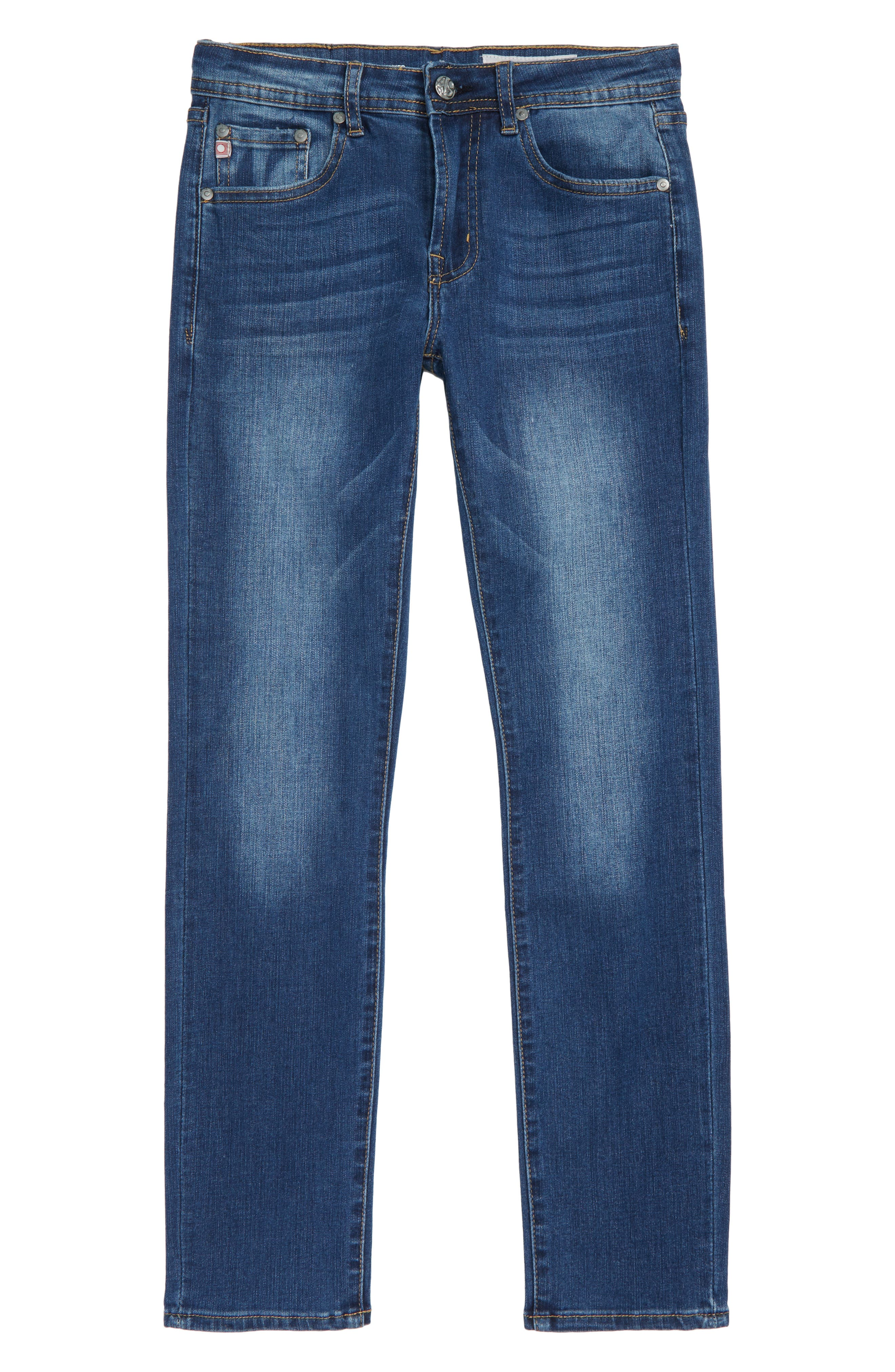 The Stryker Slim Straight Leg Jeans,                         Main,                         color, 16 YRS RAVE