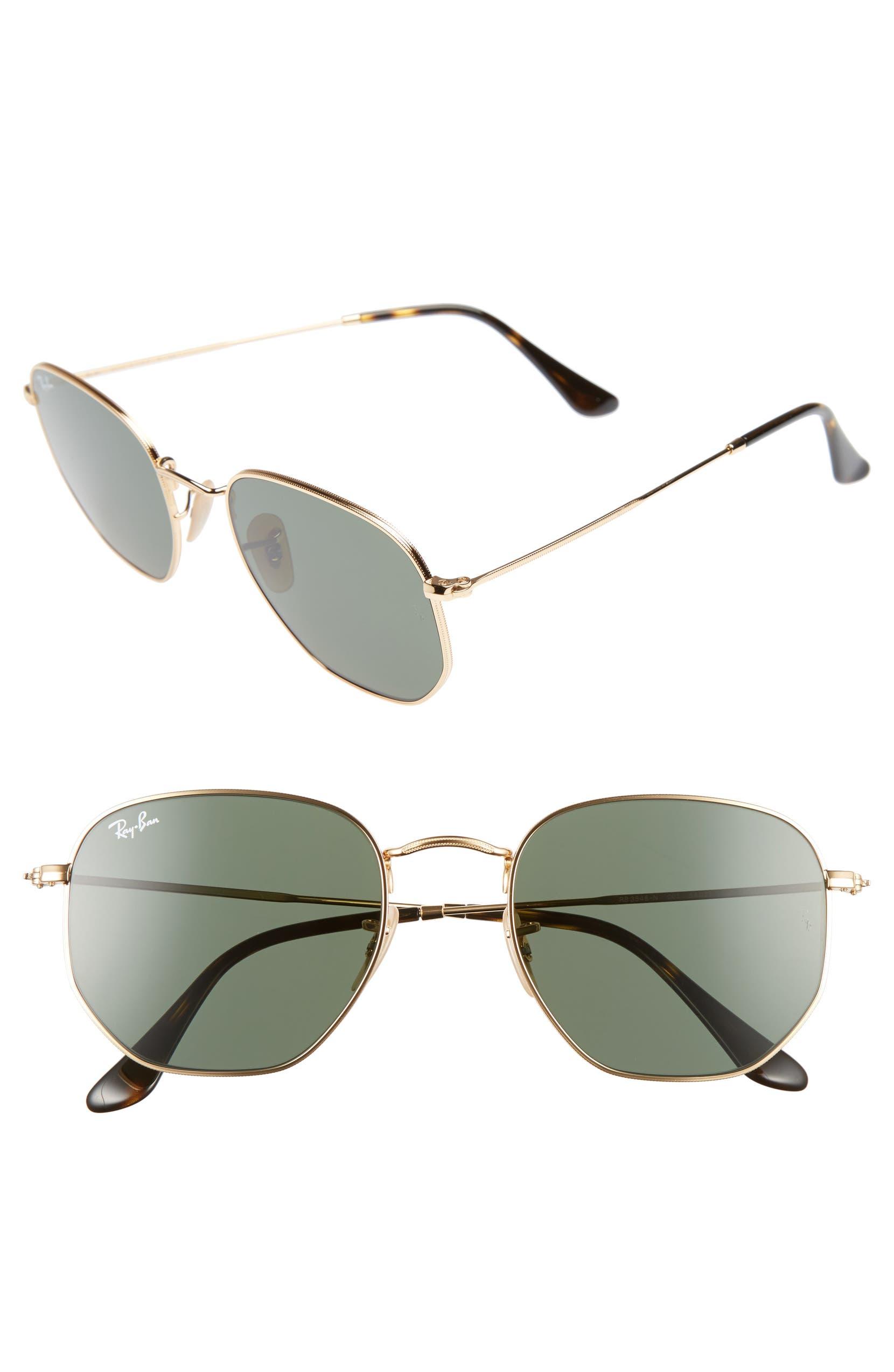 e925ef182d Ray-Ban 54mm Aviator Sunglasses