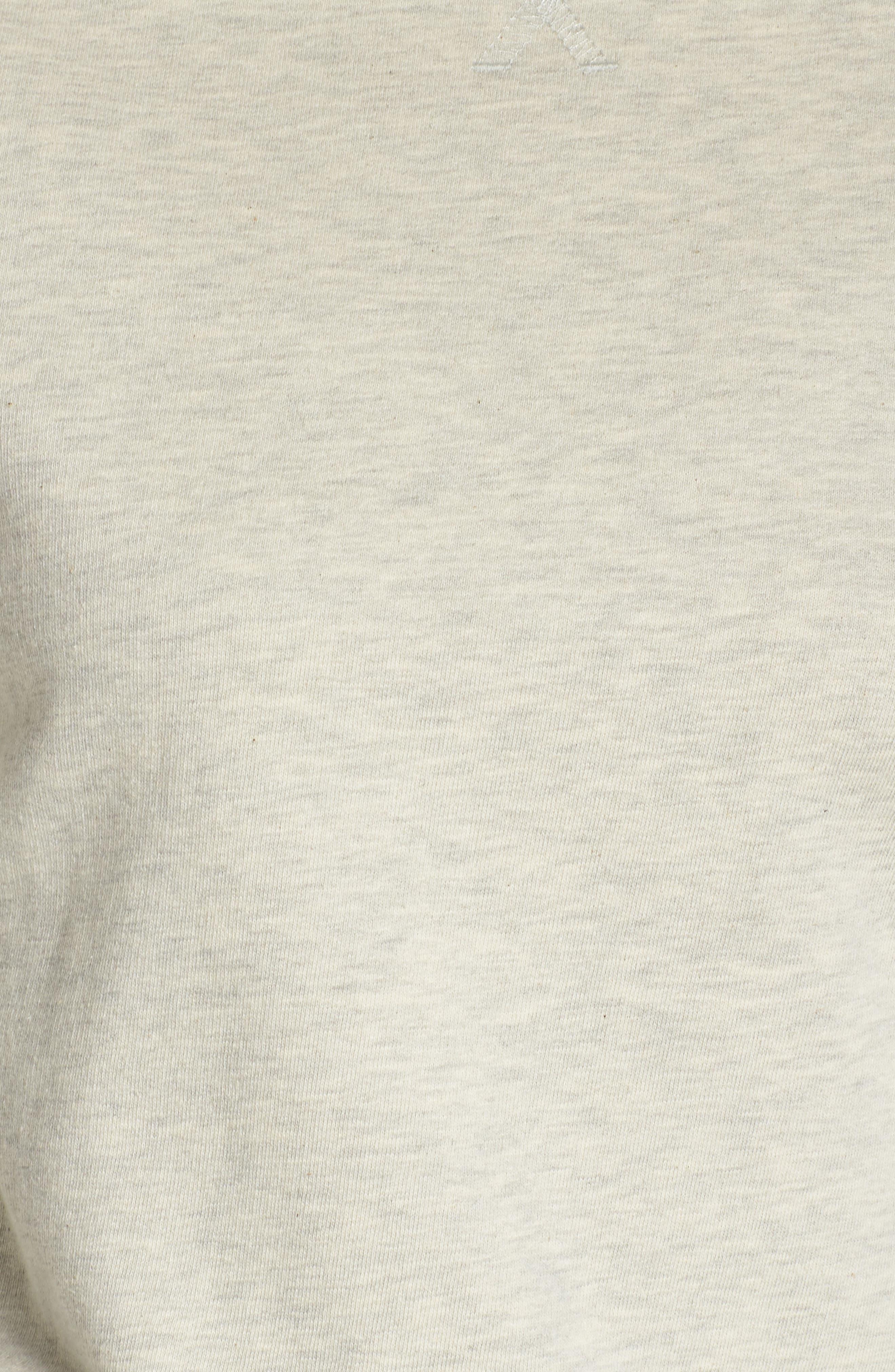 Crew Sweatshirt,                             Alternate thumbnail 5, color,                             266