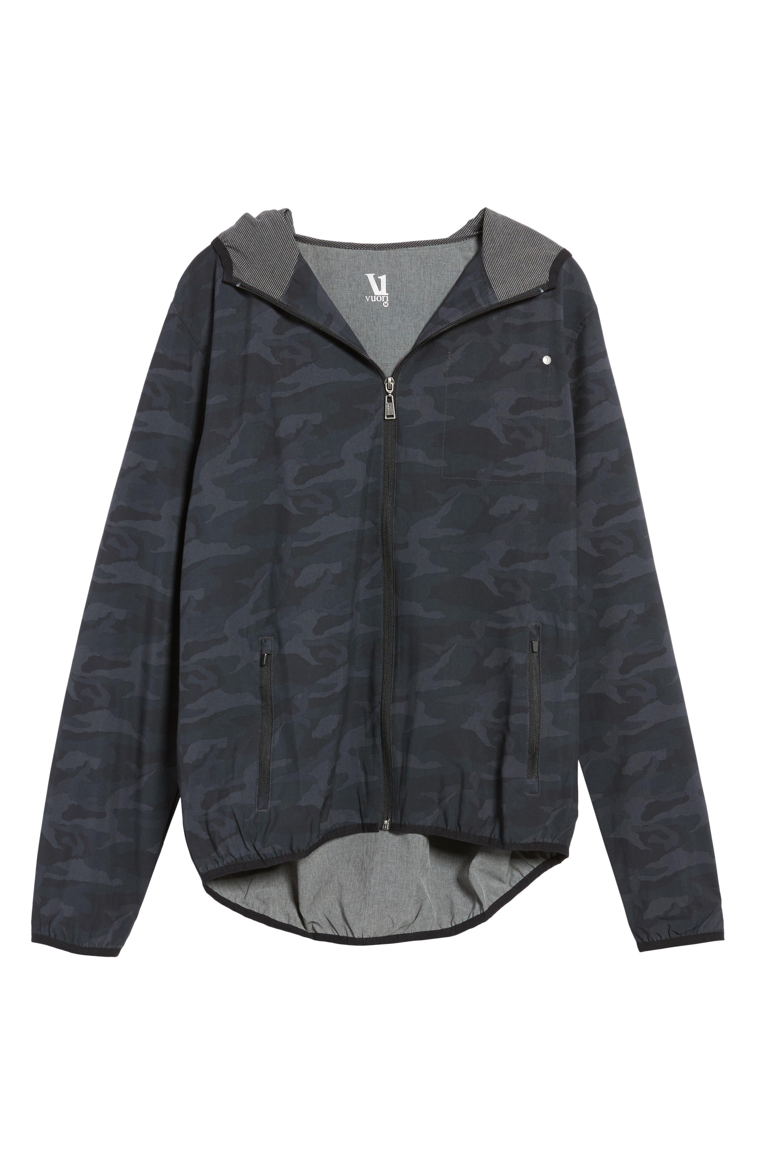 VUORI,                             Outdoor Training Shell Jacket,                             Alternate thumbnail 5, color,                             021