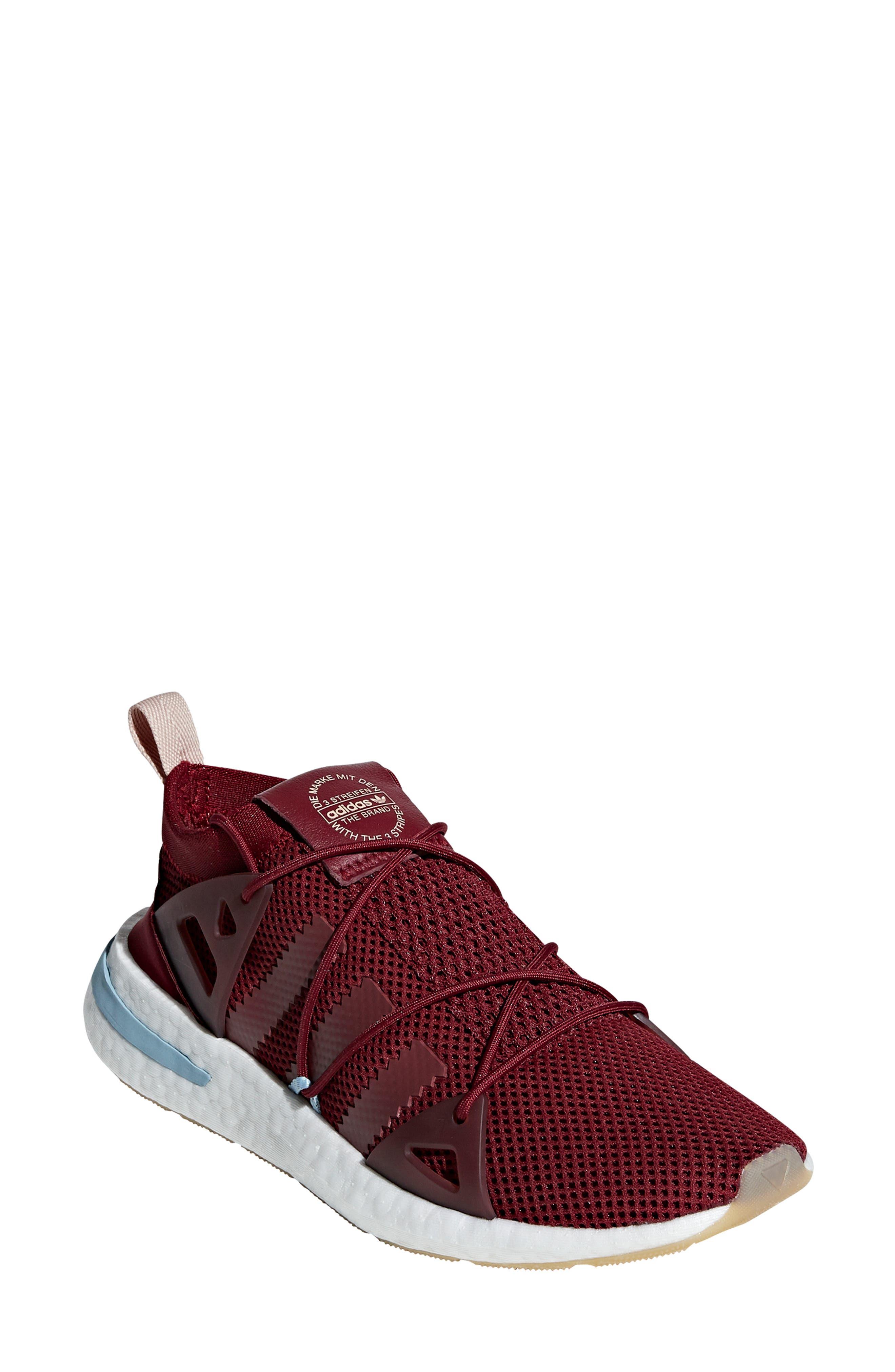 best sneakers 16556 10164 Adidas Arkyn Sneaker- Burgundy