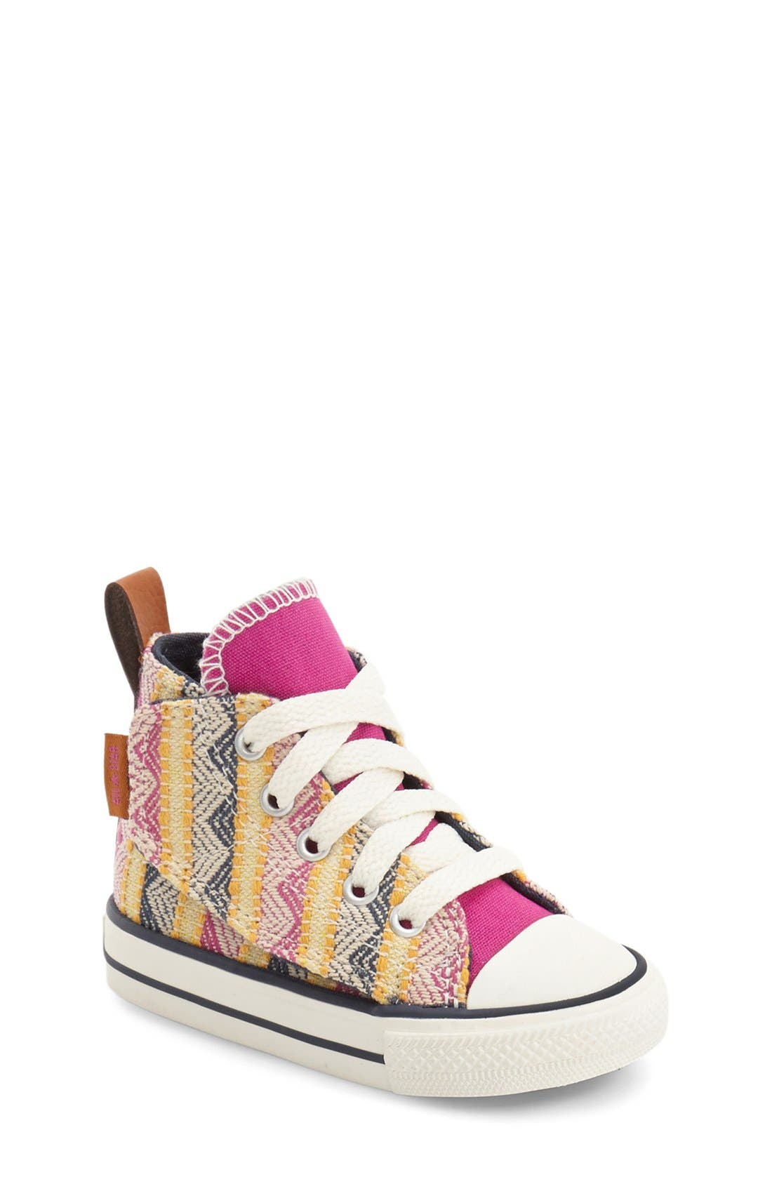 Chuck Taylor<sup>®</sup> All Star<sup>®</sup> 'Simple Step' High Top Sneaker,                             Main thumbnail 4, color,