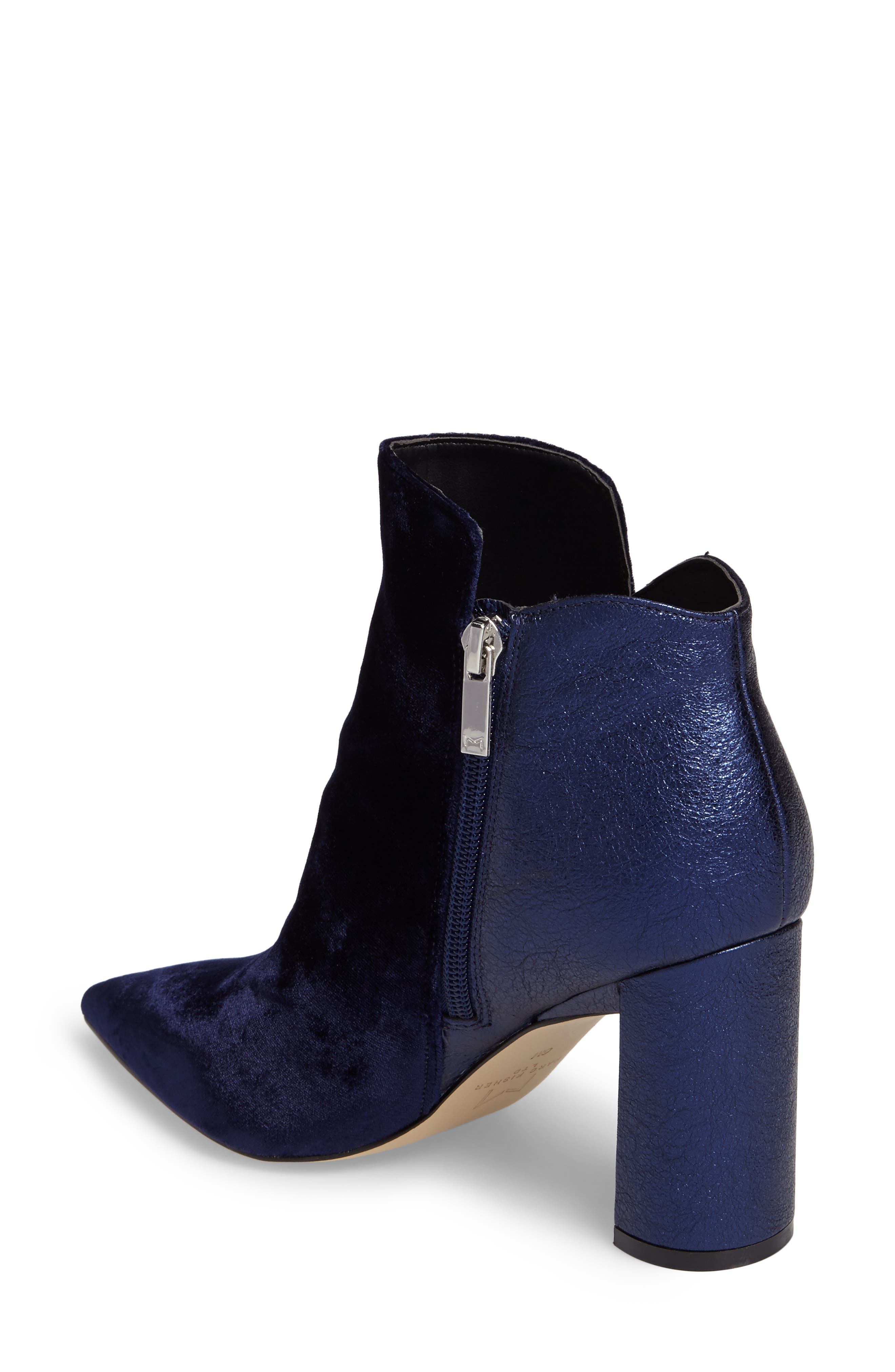 Harper Pointy Toe Bootie,                             Alternate thumbnail 6, color,
