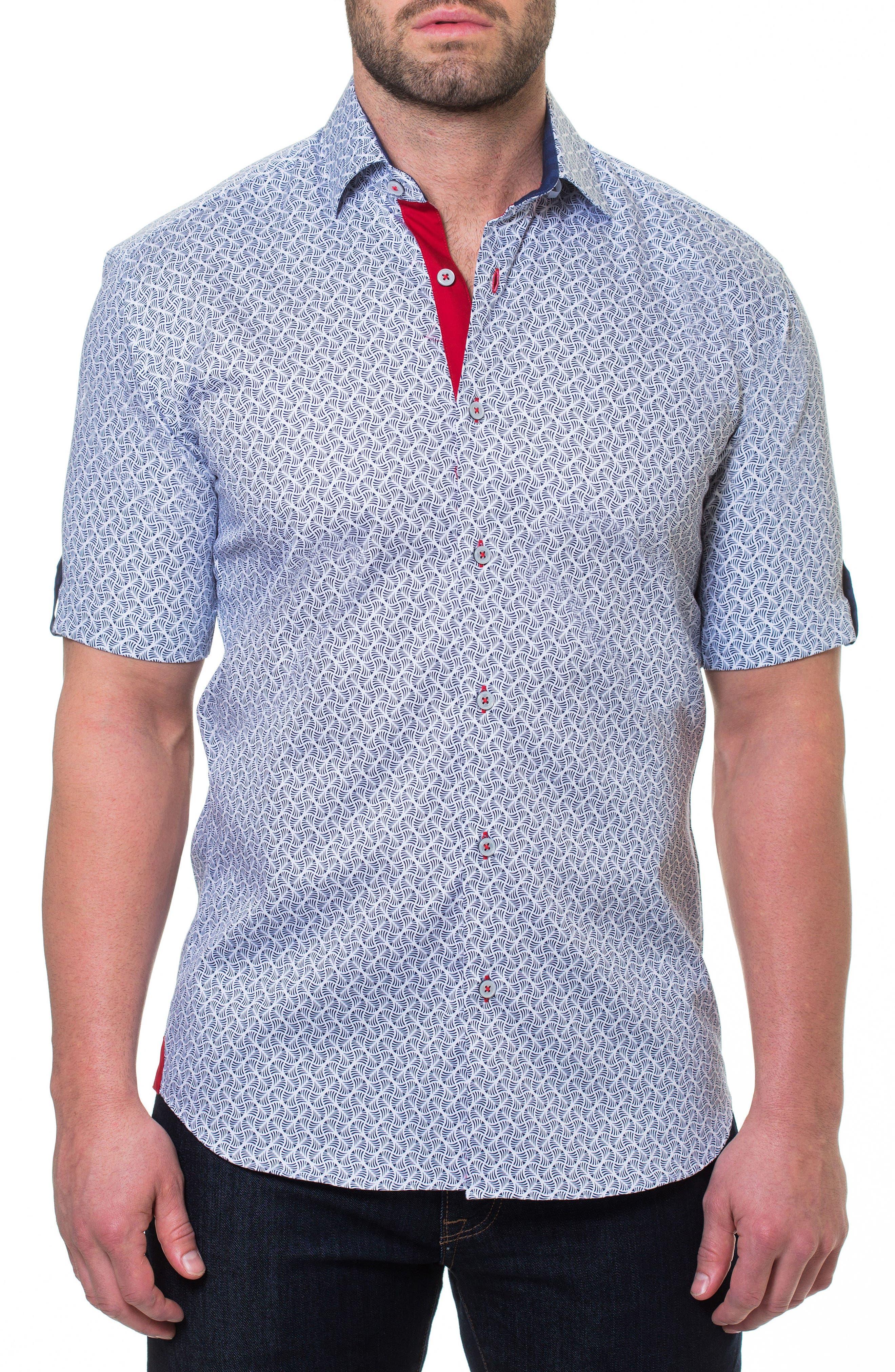 Fresh Ripple Sport Shirt,                         Main,                         color,