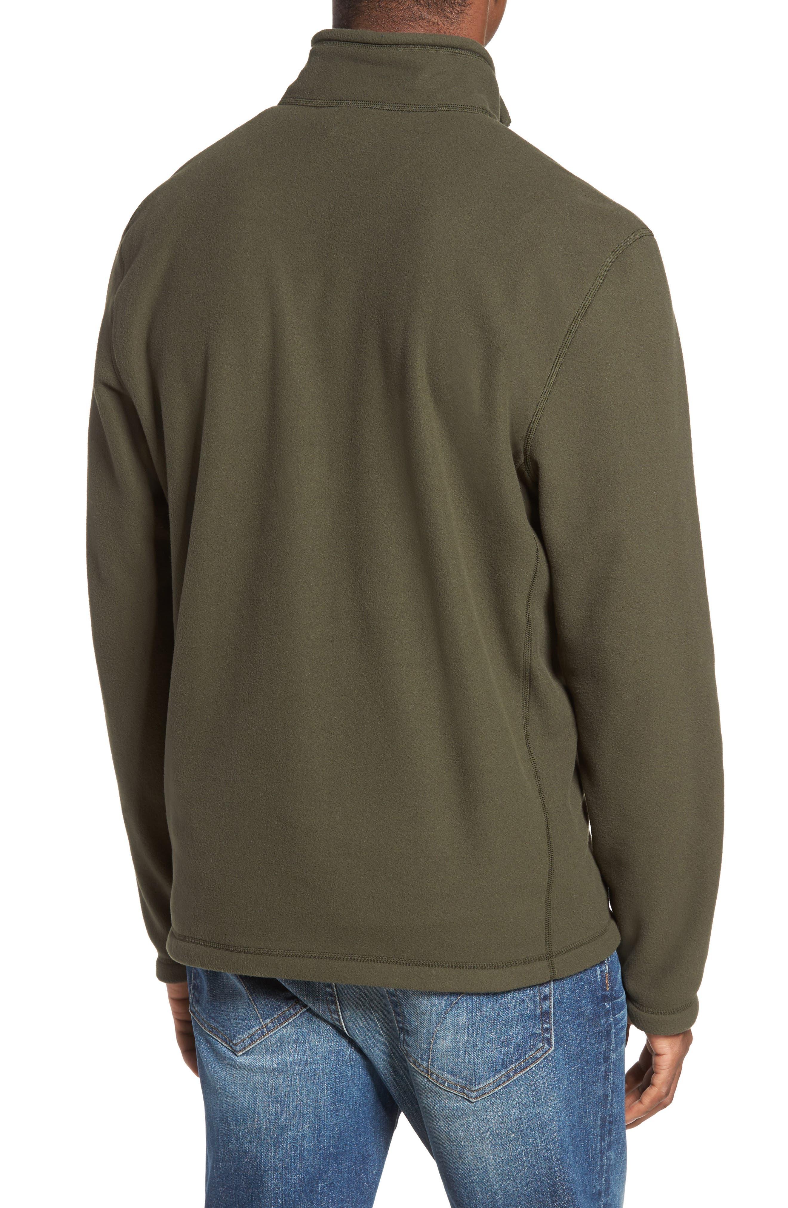 'TKA 100 Glacier' Quarter Zip Fleece Pullover,                             Alternate thumbnail 121, color,