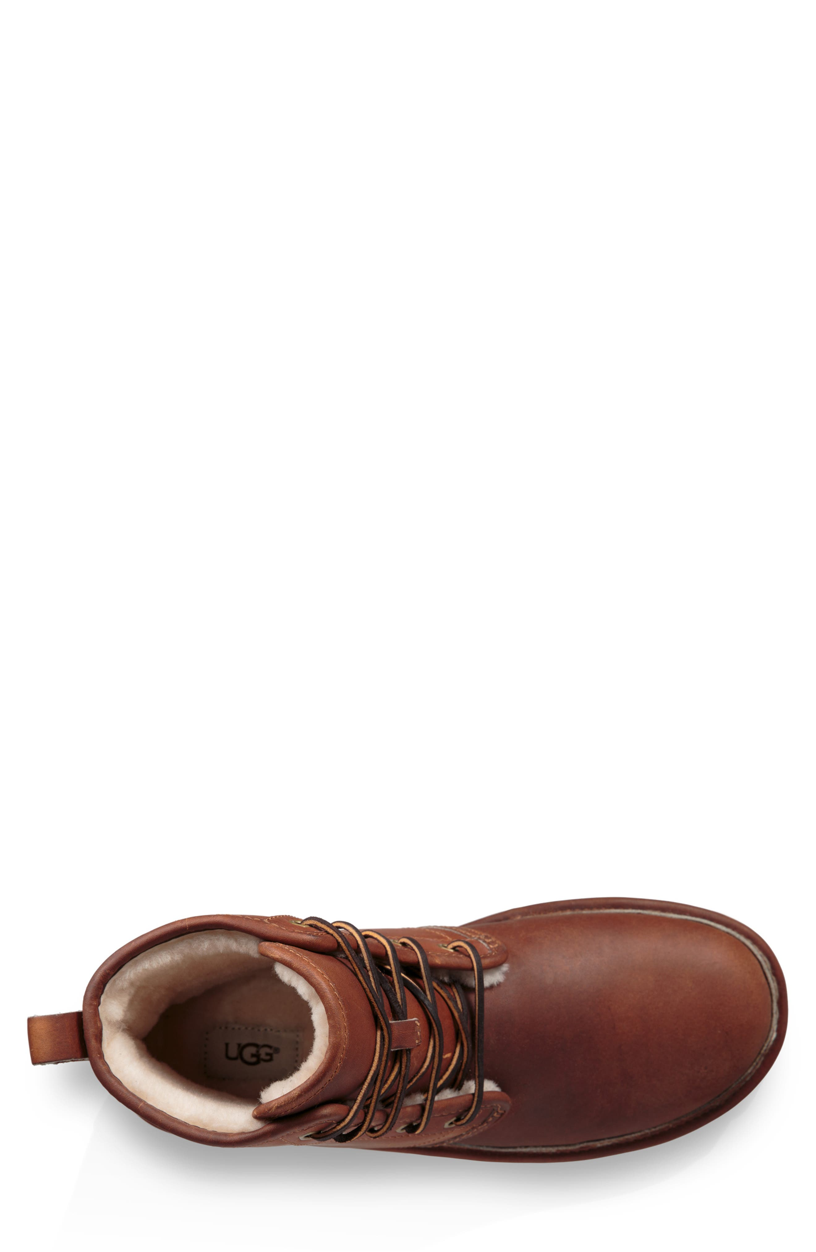 Harkley Pinnacle Boot,                             Alternate thumbnail 4, color,                             TAN